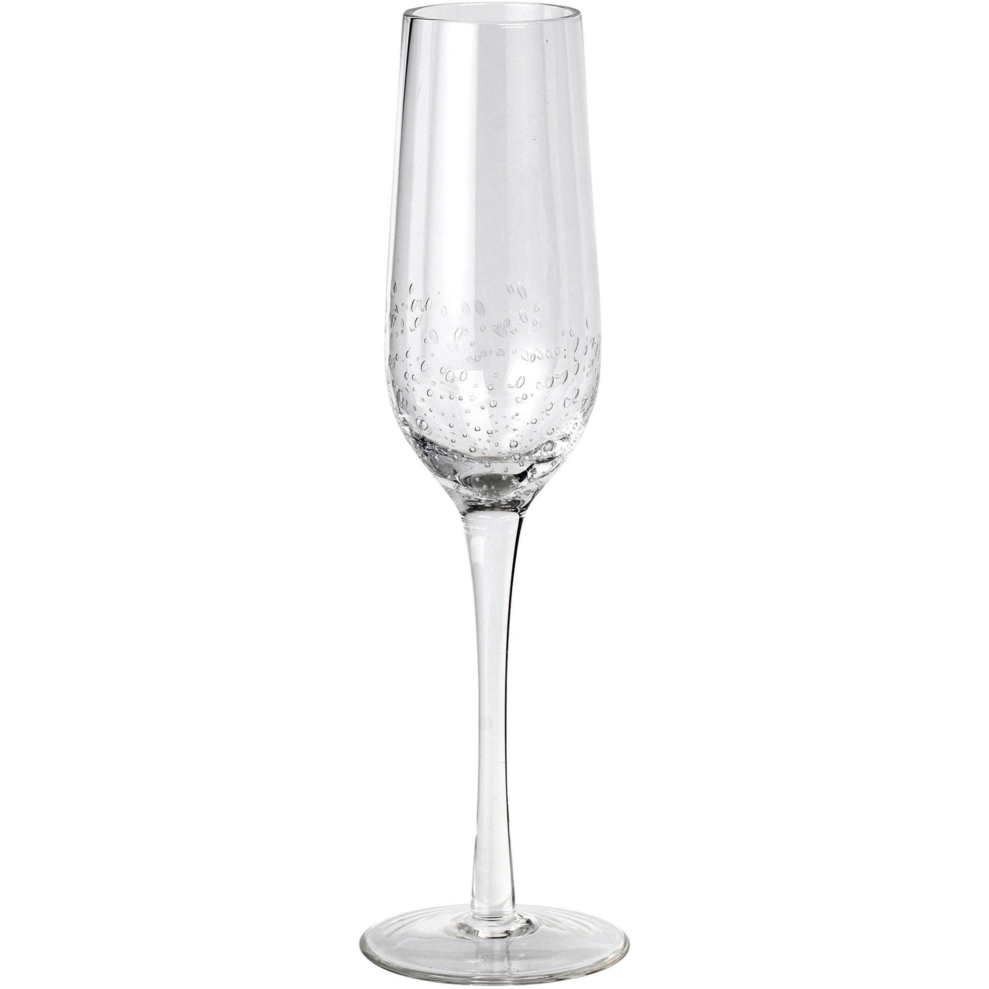Broste Copenhagen 'Bubble' Munblåst champagneglas