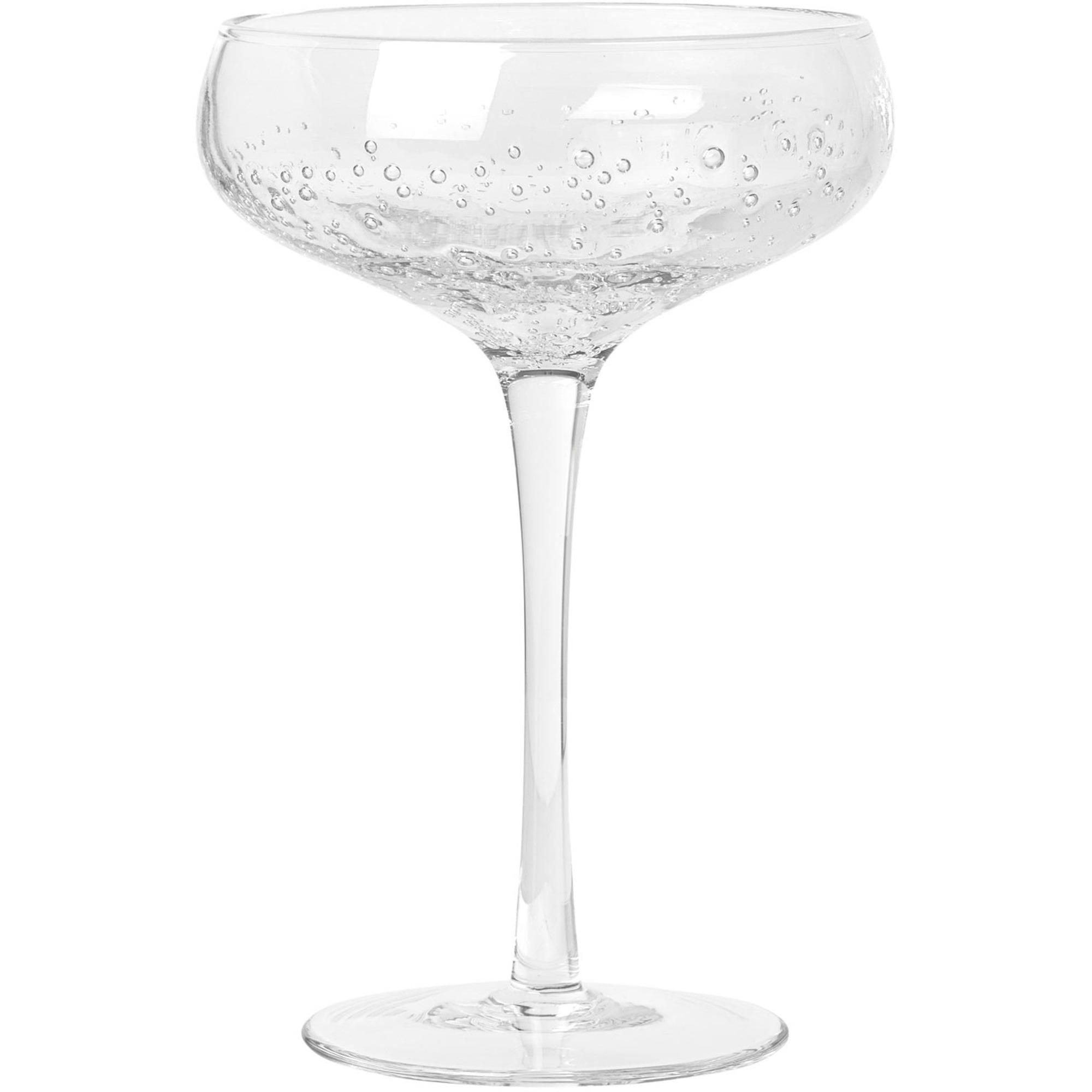 Broste Copenhagen 'Bubble' Munblåst cocktailglas