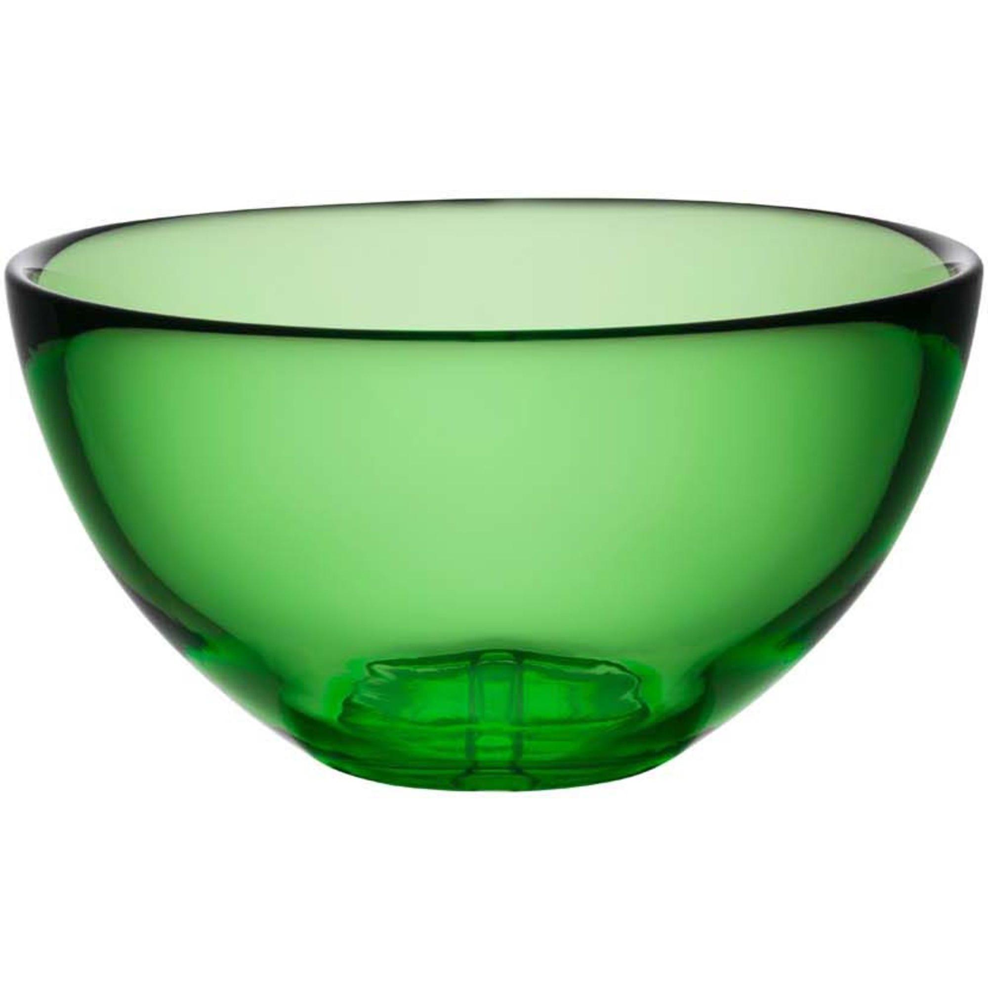 Kosta Boda Bruk Serveringsskål Apple Green Small