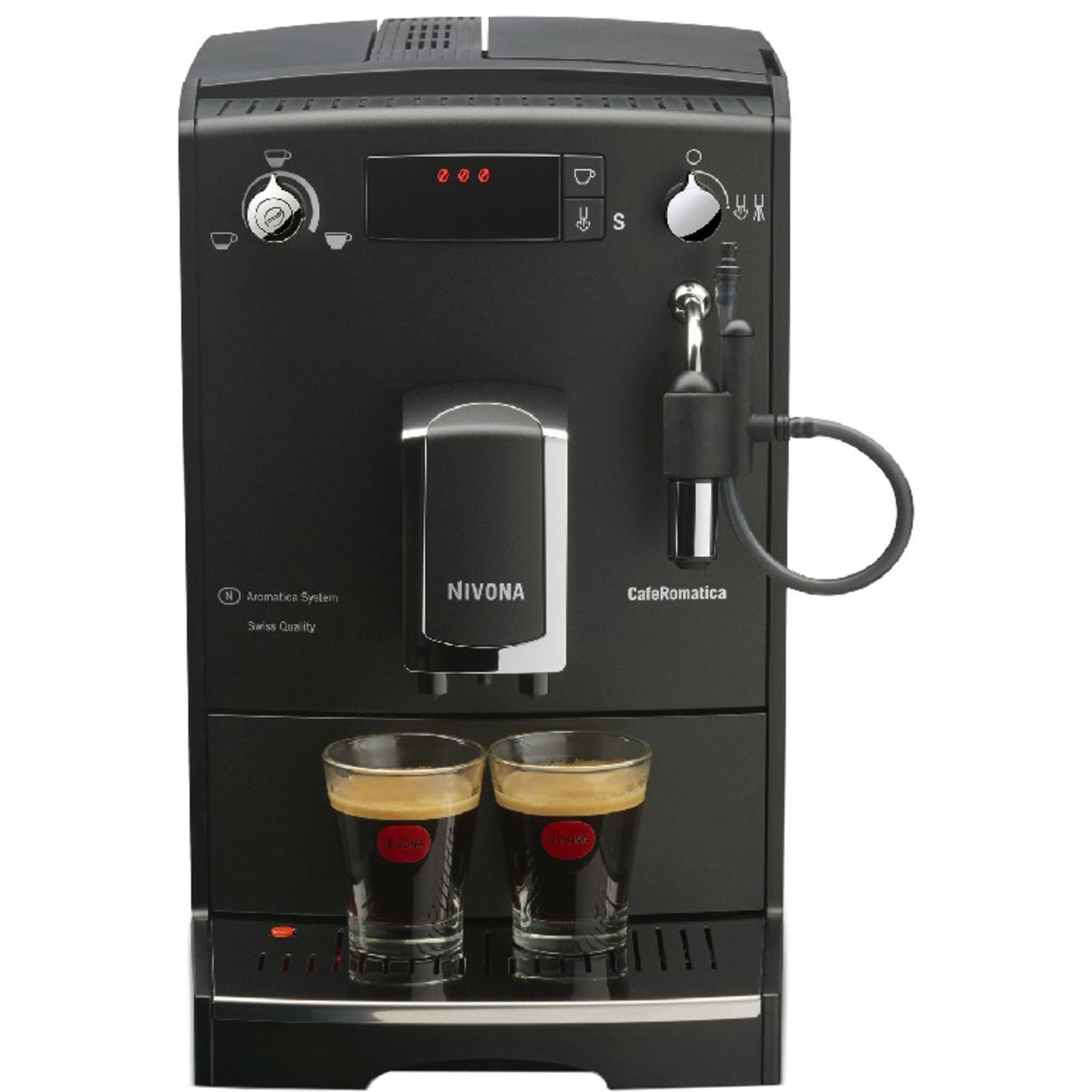 Nivona Kaffemaskin Svart NICR 520