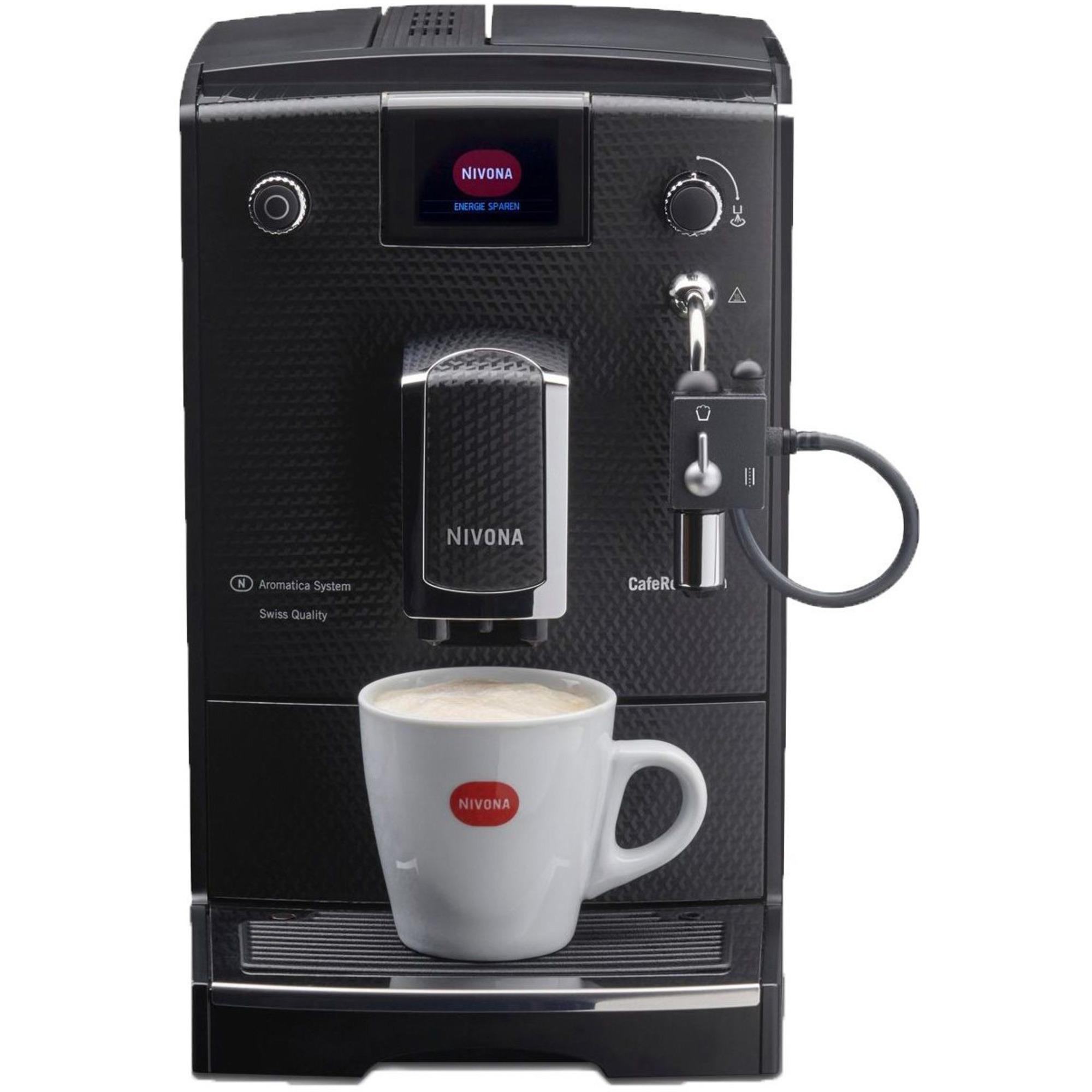 Nivona Kaffemaskin Svart NICR 680