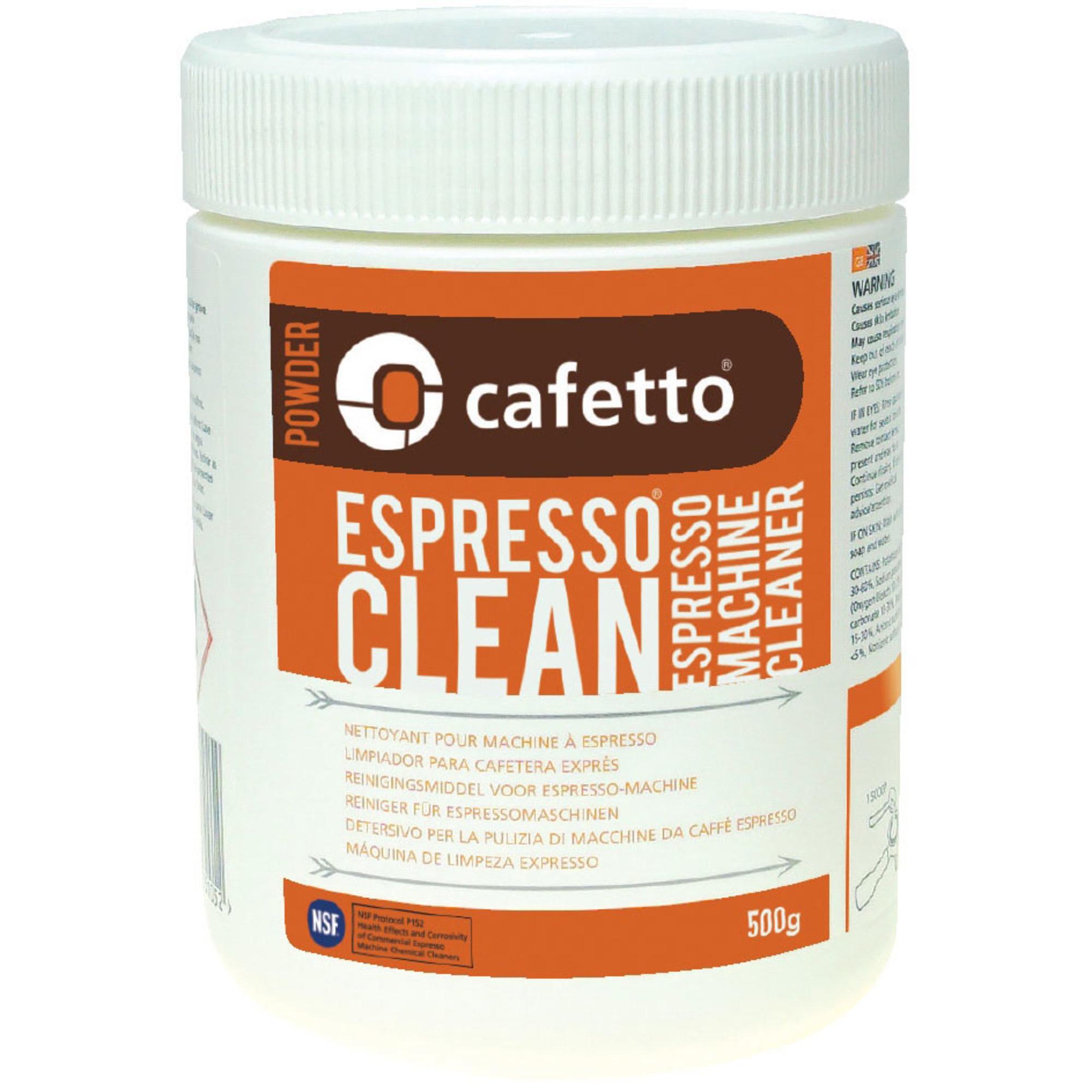 Cafetto Rengöringspulver 500 g.