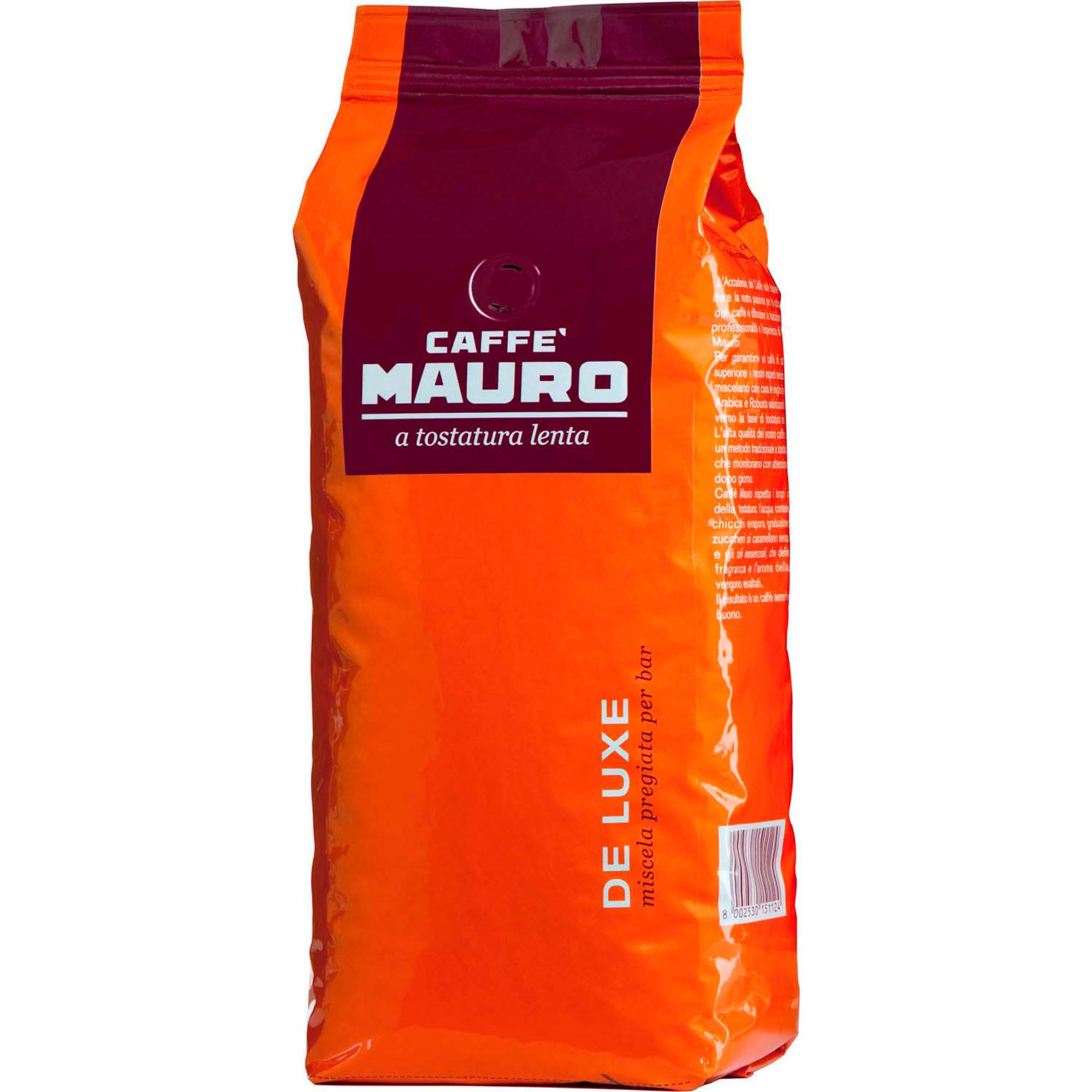 Caffè Mauro Caffè Mauro DE LUXE 1 Kg