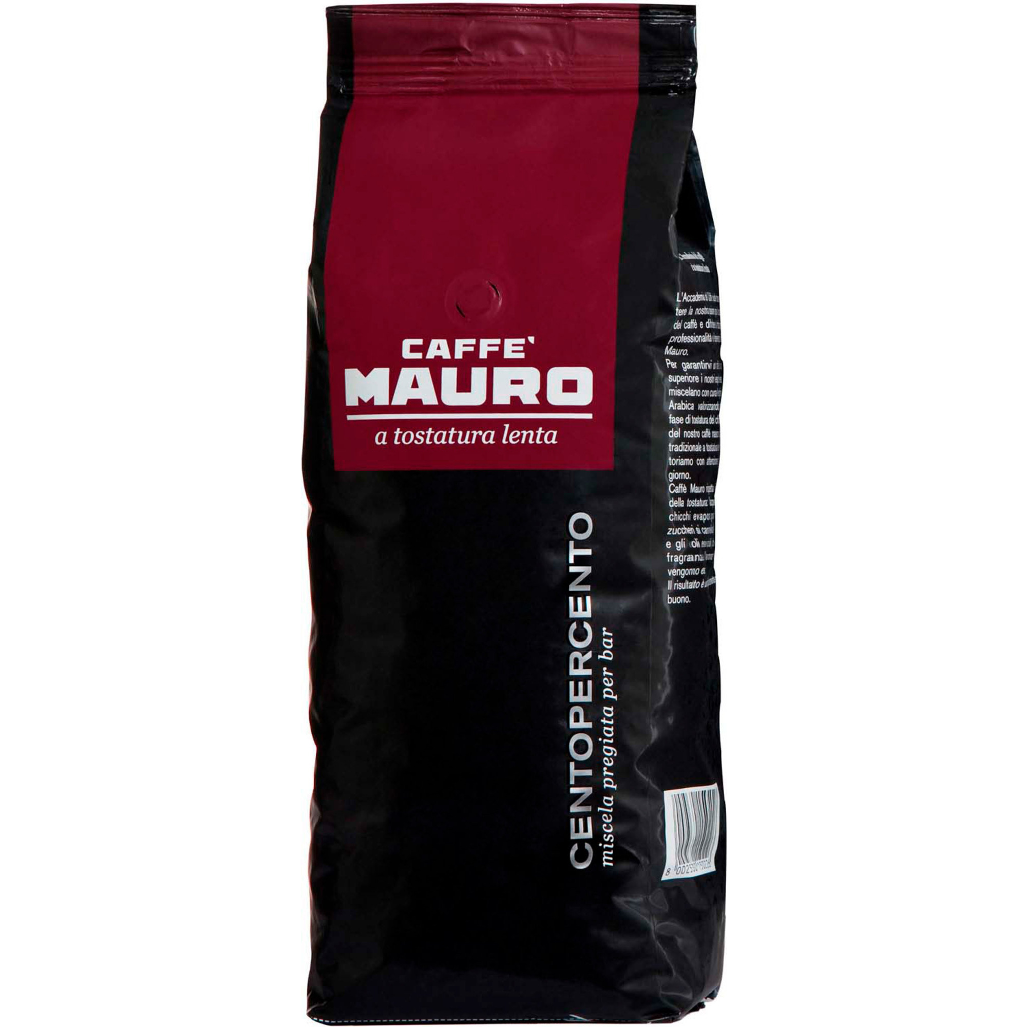 Caffè Mauro Caffè Mauro Centopercento 1 Kg