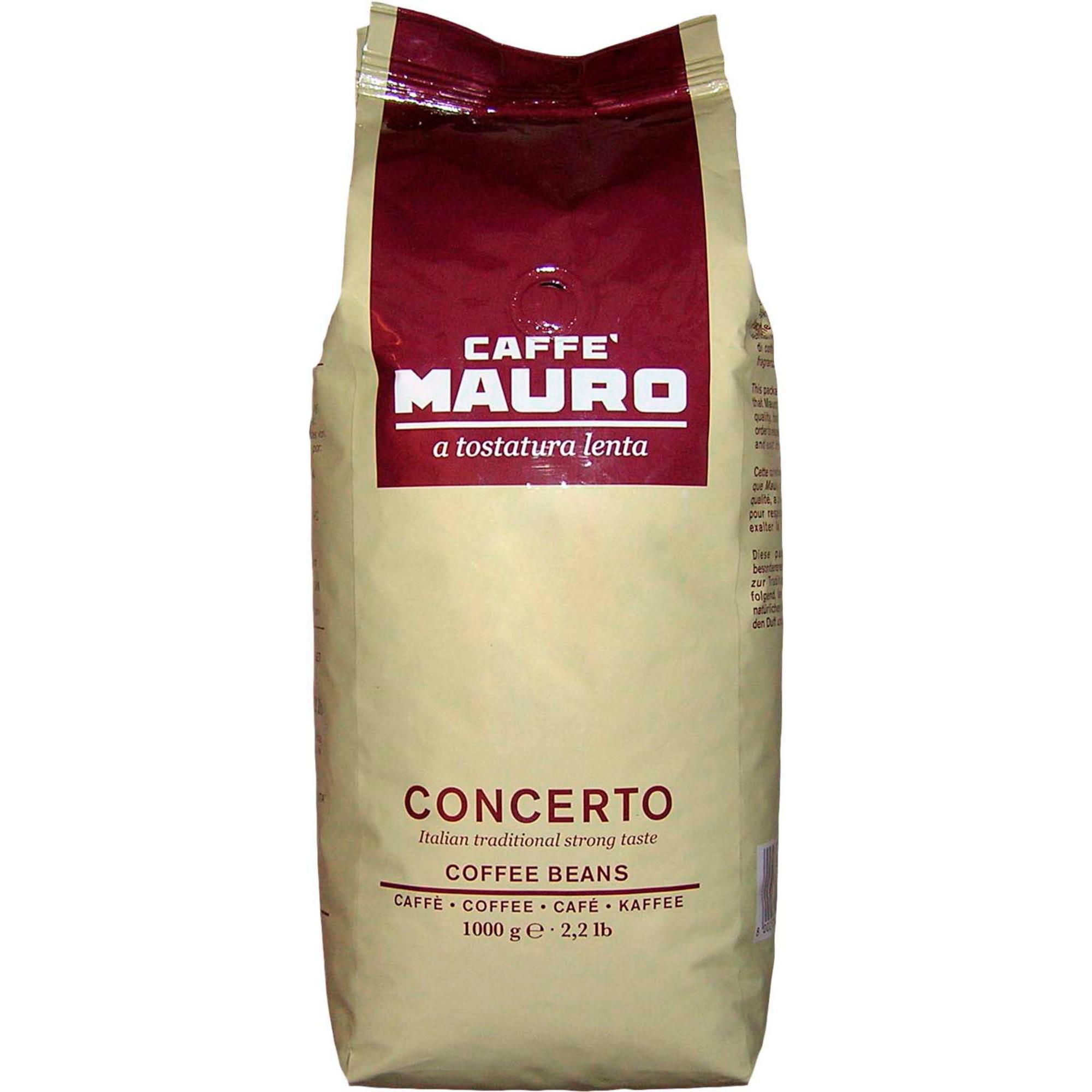 Caffè Mauro Caffè Mauro Concerto 1 Kg