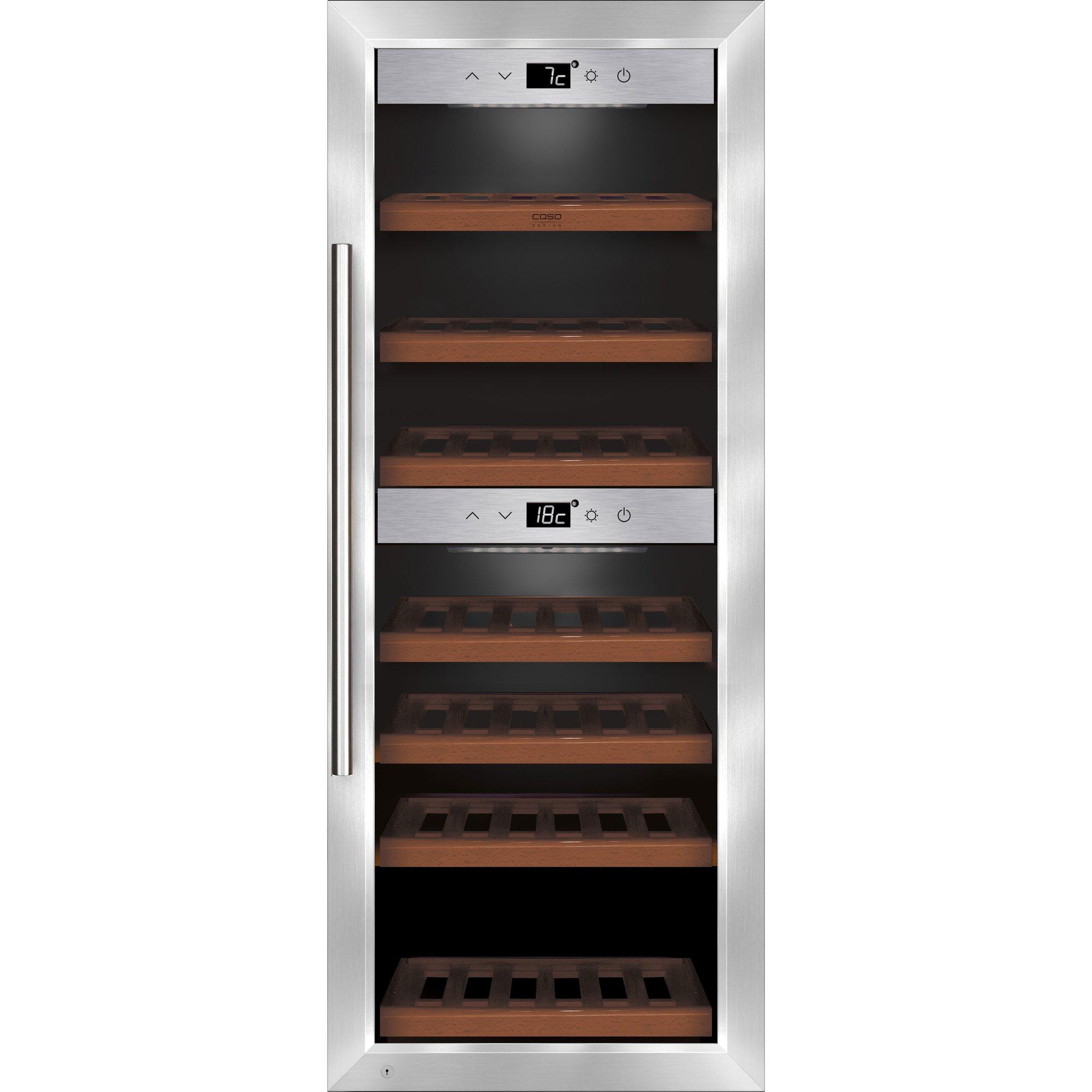 Caso WineComfort 380 Smart vinkylskåp