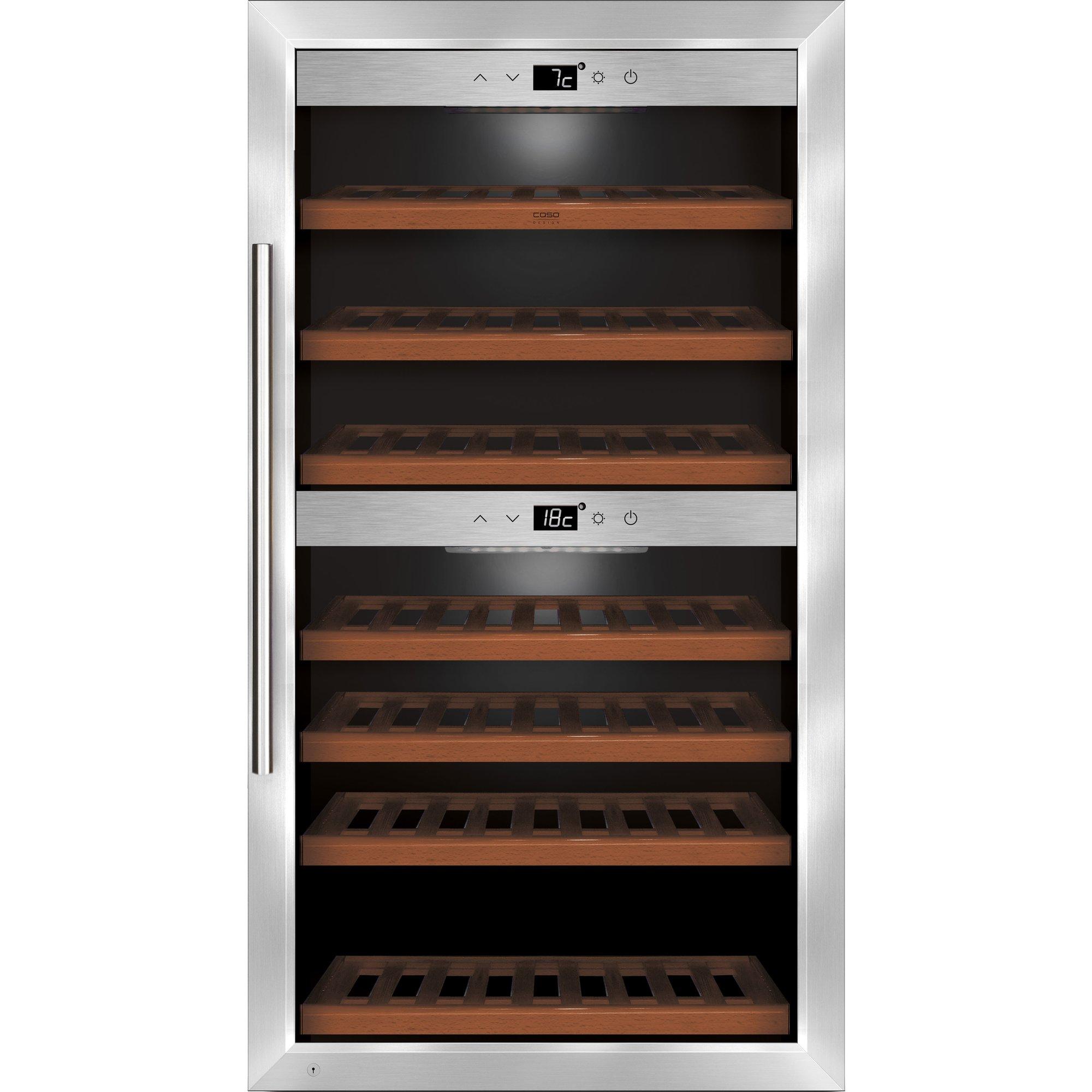 Caso WineComfort 660 Smart vinkylskåp