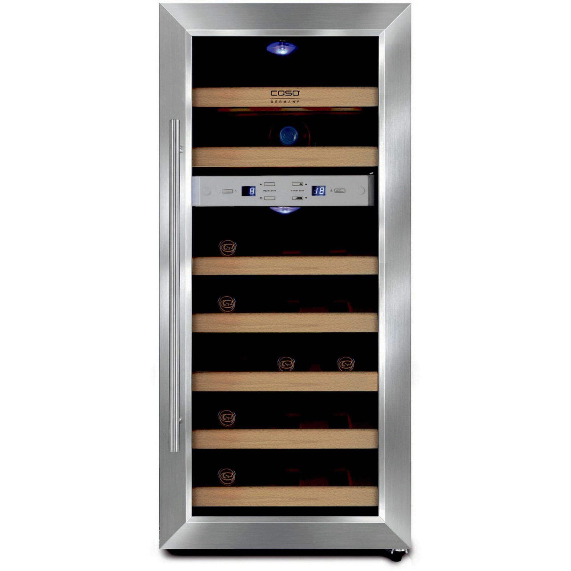 Caso WineDuett 21 vinkylskåp
