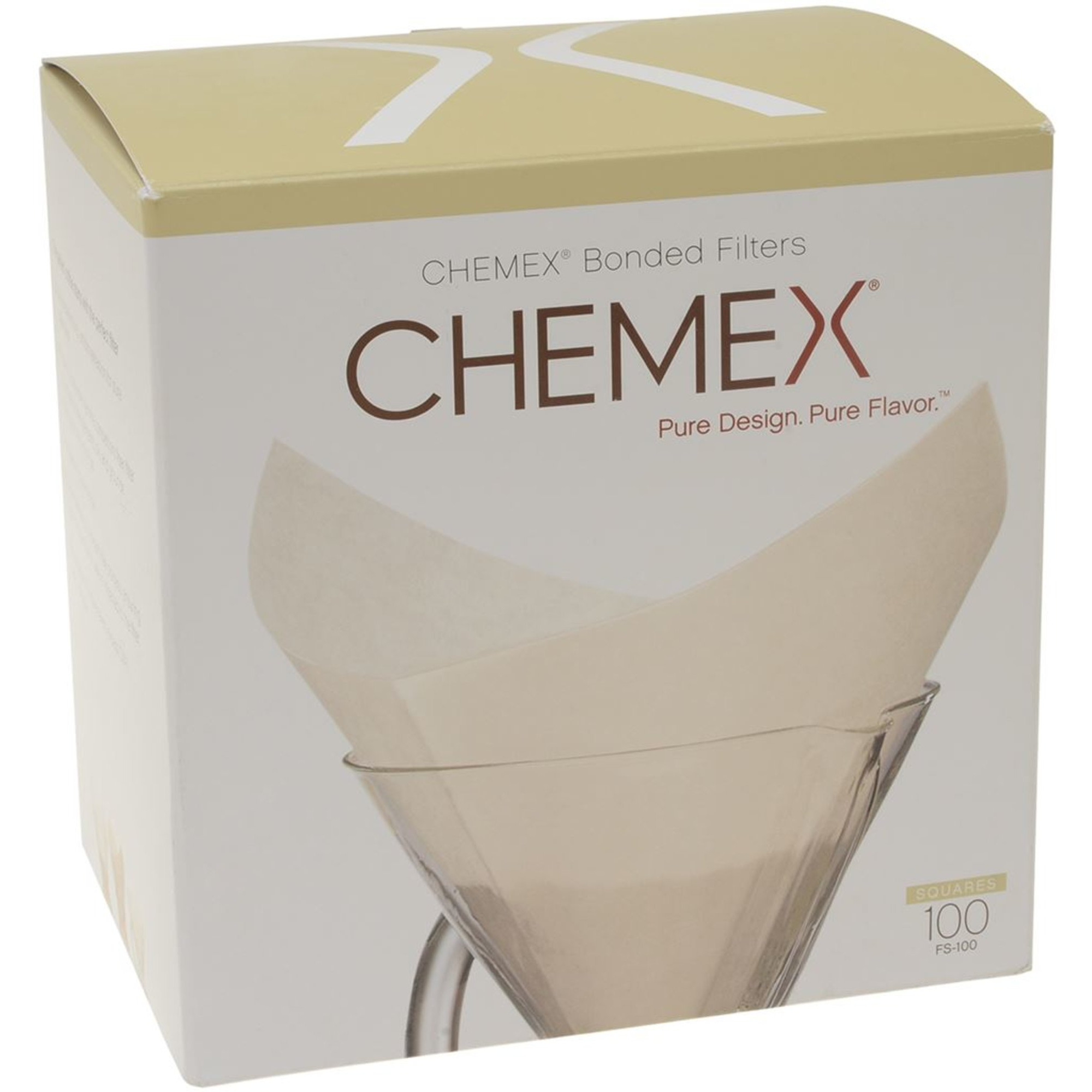 Chemex 100 Kaffefilter