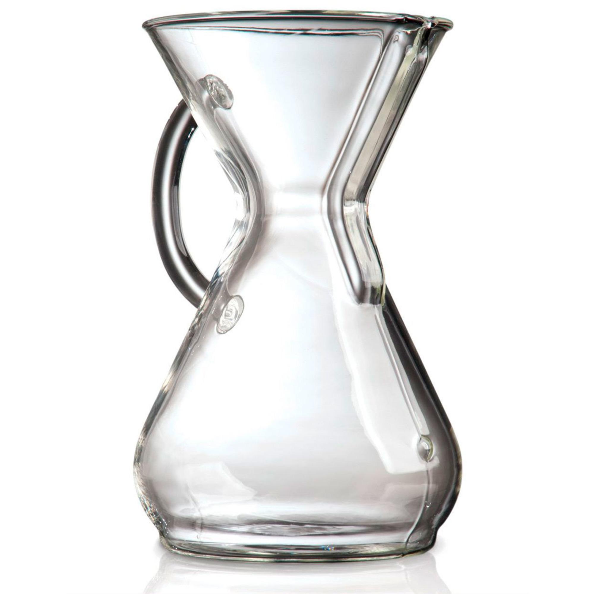 Chemex Glashandtag Kaffebryggare 8 Koppar