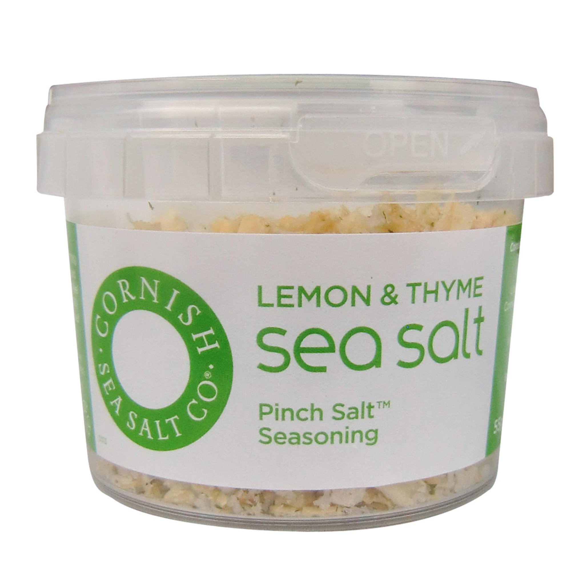 Cornish Citron & Timjan havssalt