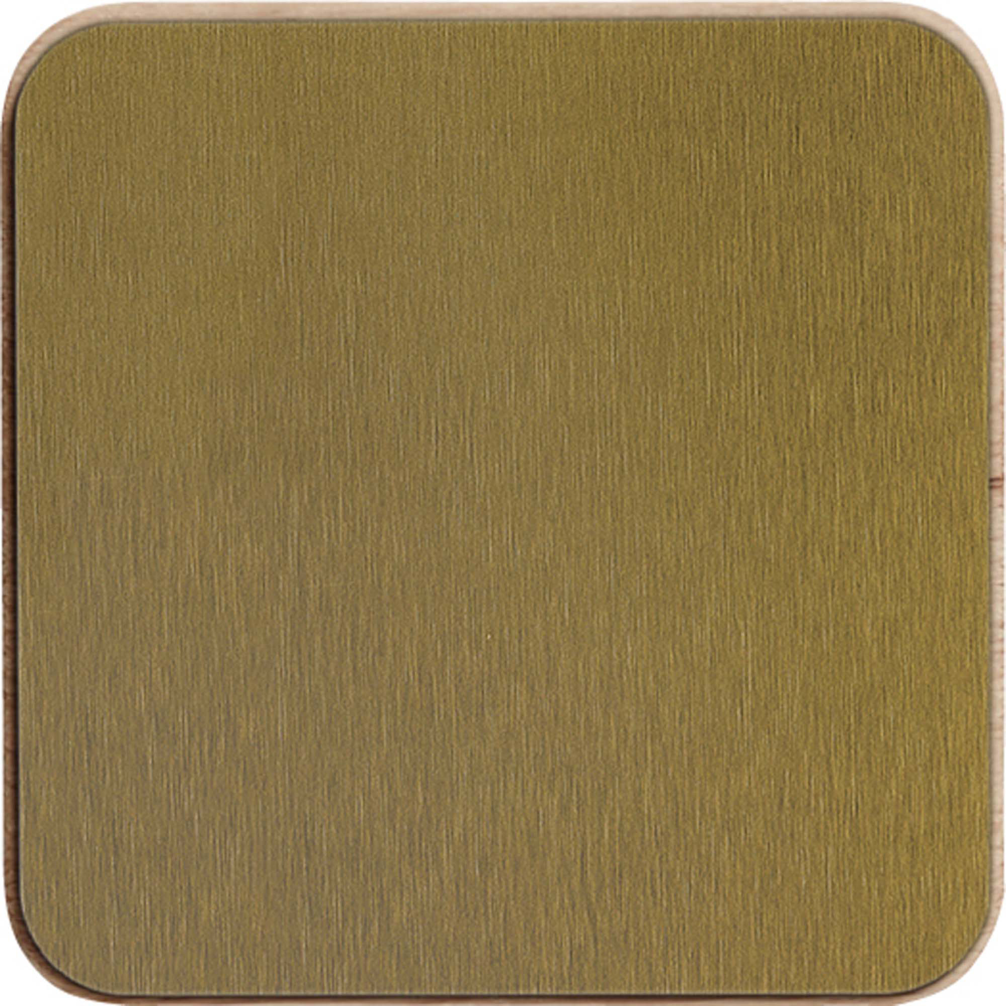 Bilde av Andersen Furniture Create Me Lokk 12 X 12 Brass