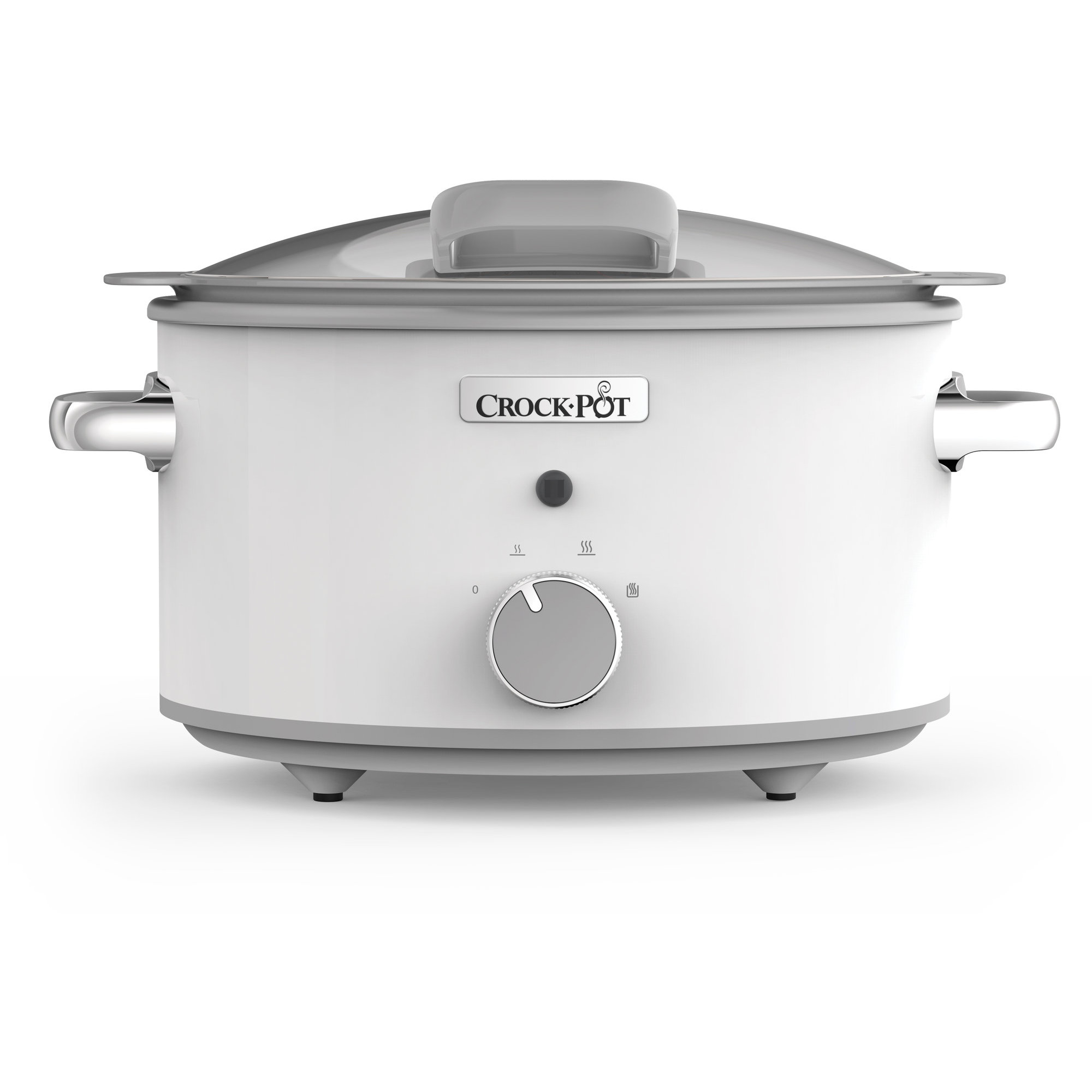 Crock-Pot Slowcooker 45L One Pot Cooking Duraceramic Manuell Vit