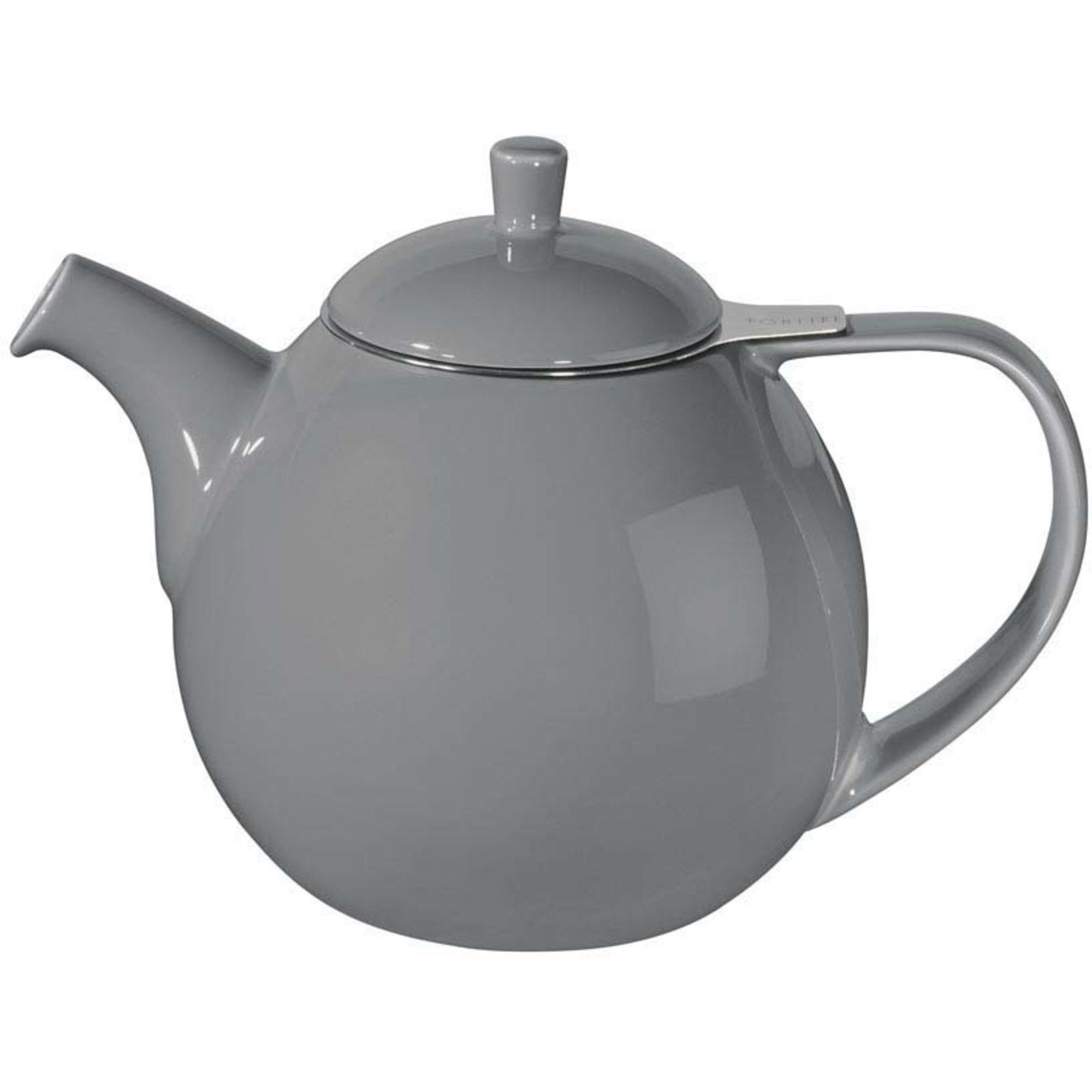 ForLife Curve Teapot 1,3L Grå