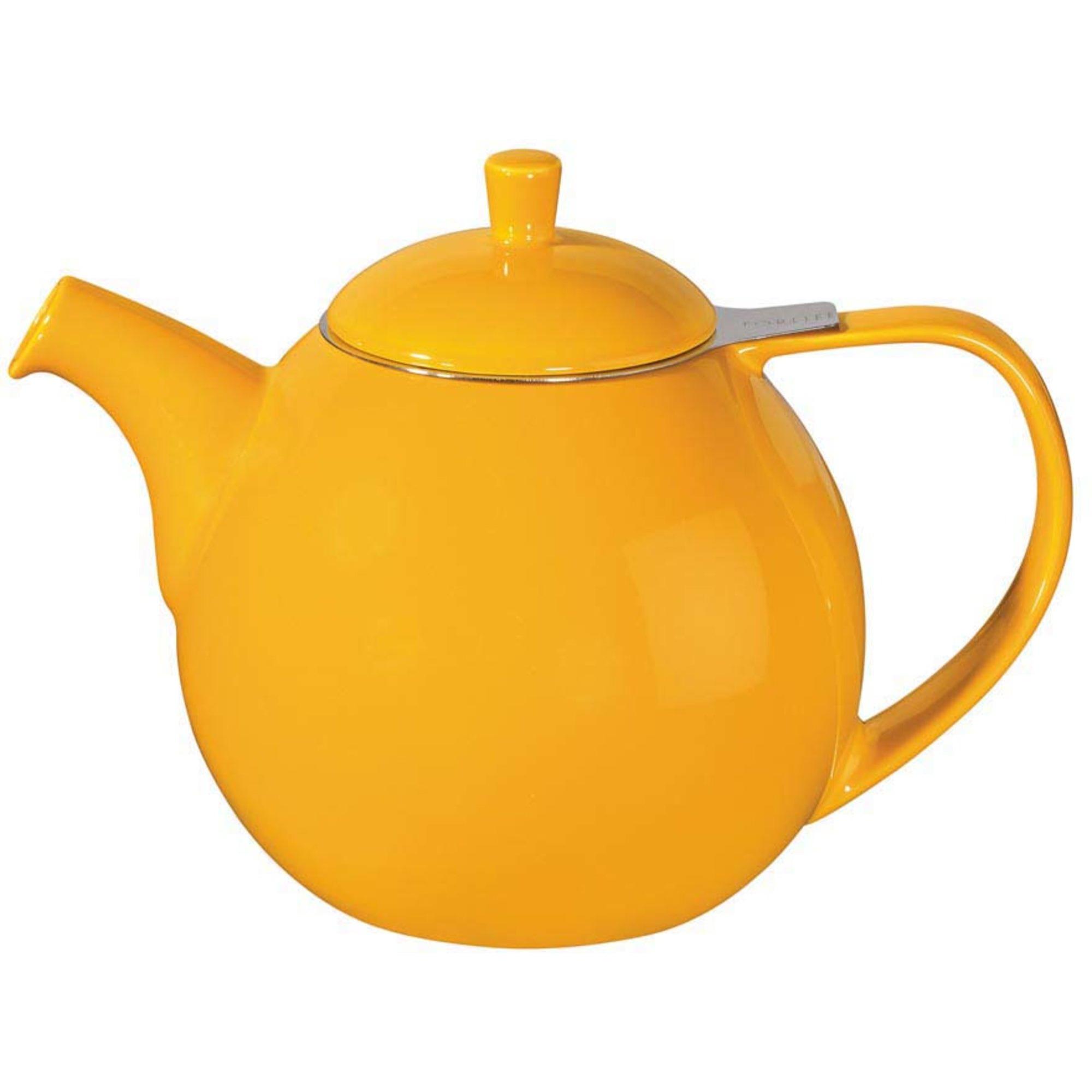 ForLife Curve Teapot 1,3L Mandarin