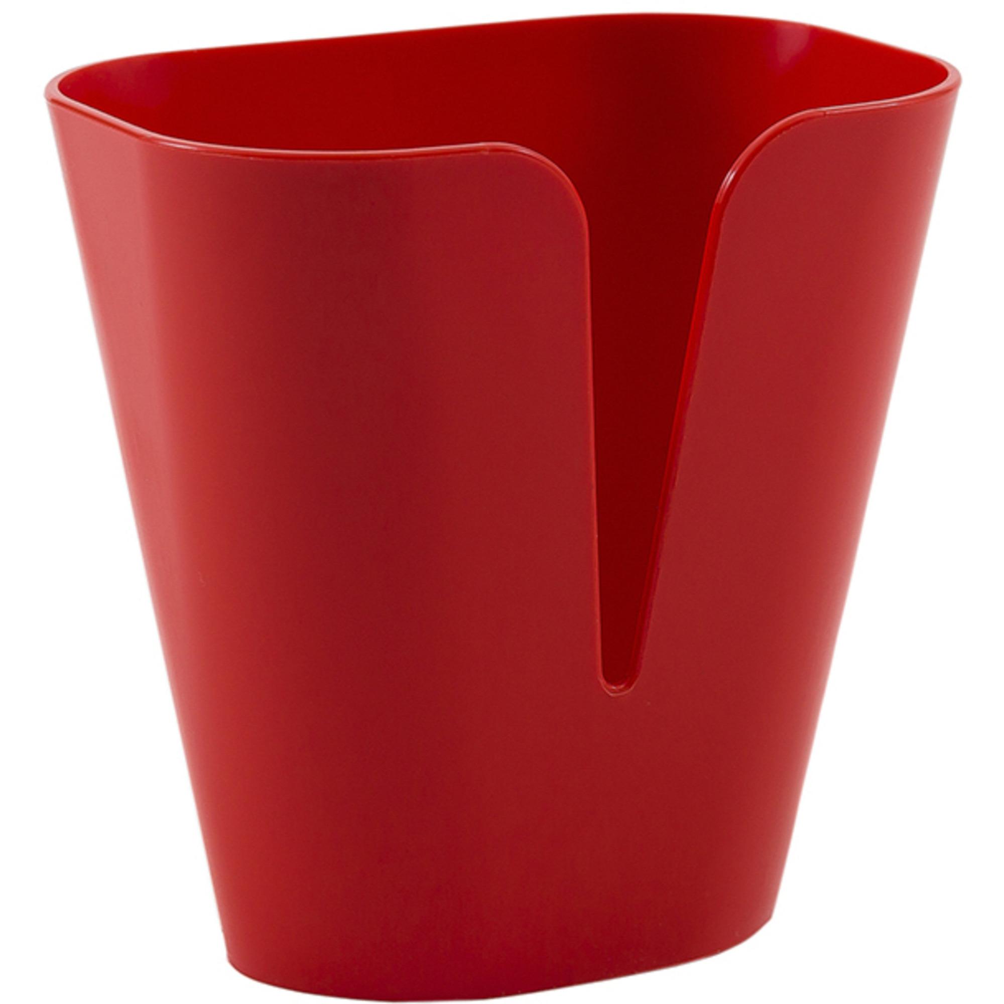 Dalolinden Wraphållare Röd Plast 4-pack