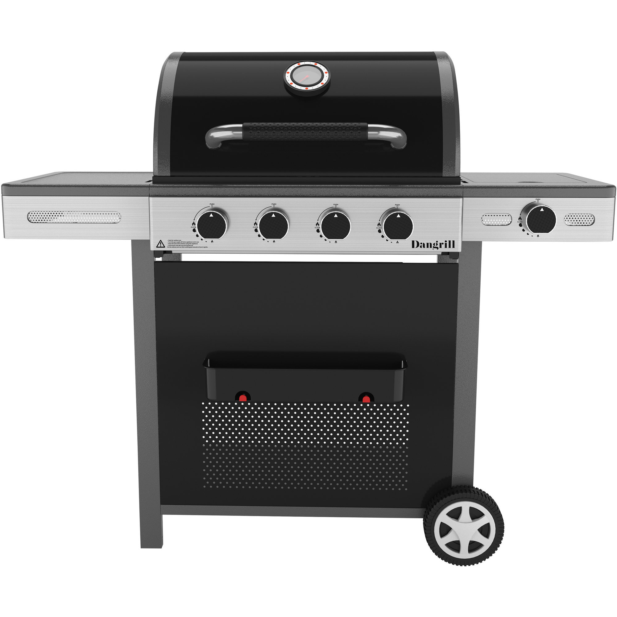 Dangrill Thor 410 PS V2.0 gasolgrill