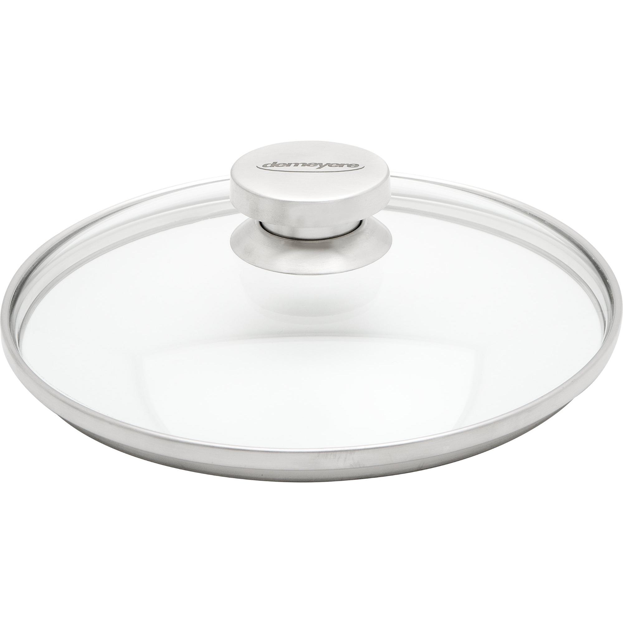 Demeyere Glaslock Stålknopp 22 cm