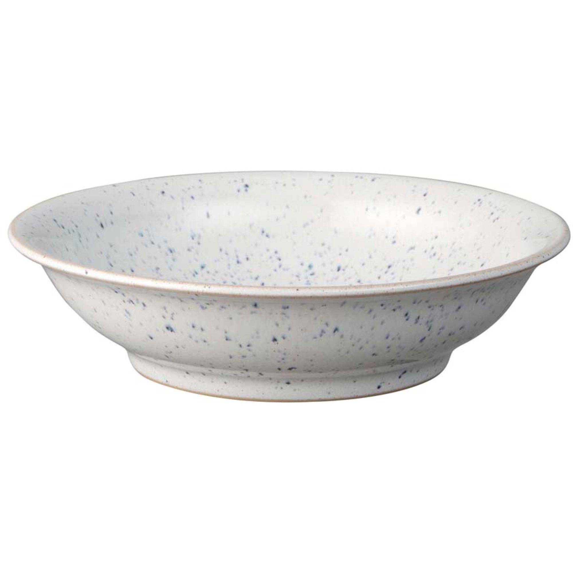 Denby Studio Blue Chalk Medium Shallow Bowl 155cm