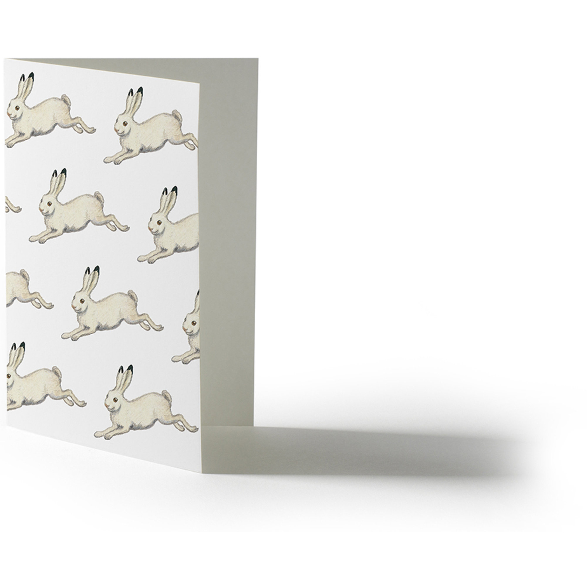 Elsa Beskow Vykort – Hare