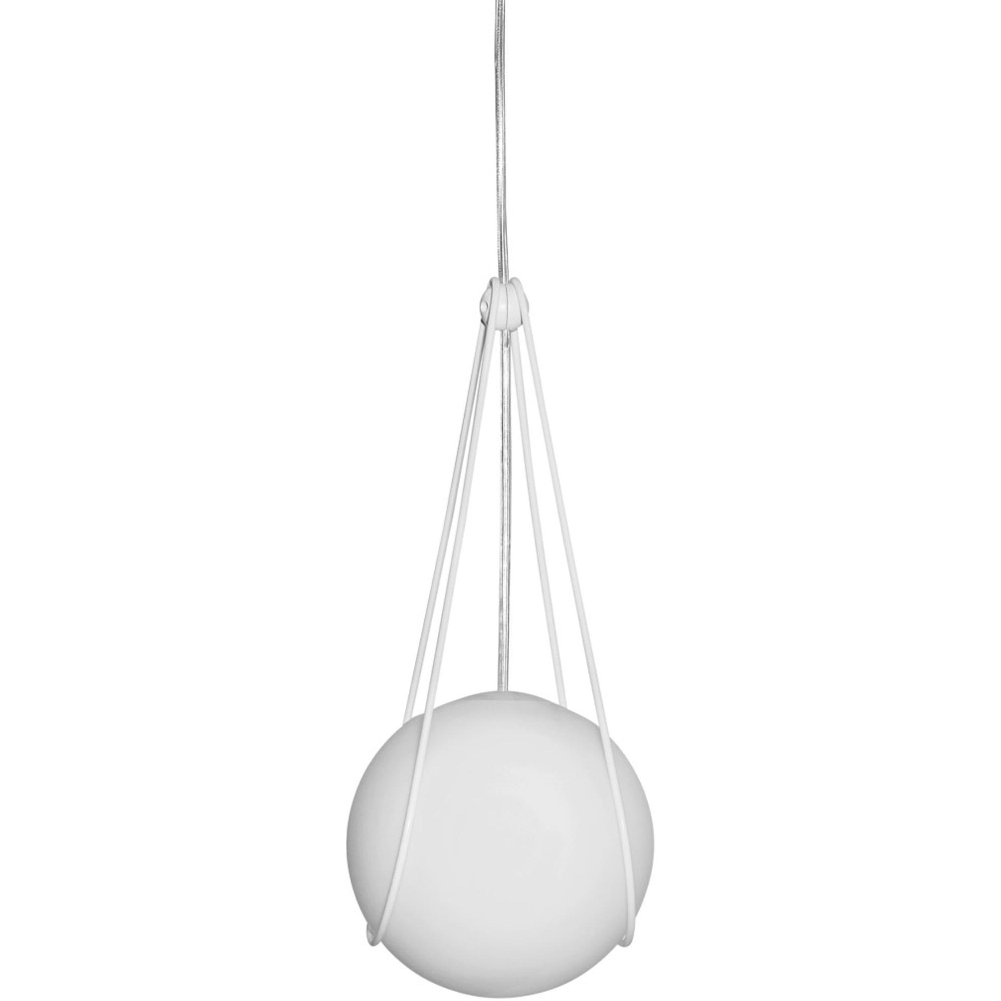 Design House Stockholm Kosmos hållare för Luna Lampa Vit 16cm