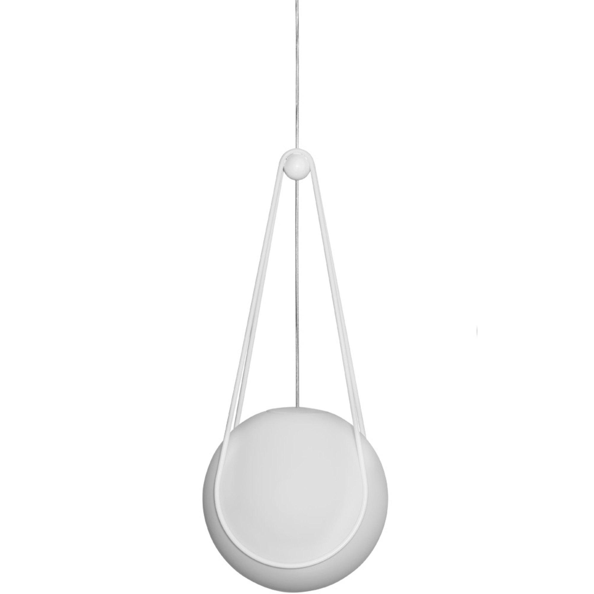 Design House Stockholm Kosmos hållare för Luna Lampa Vit 30cm