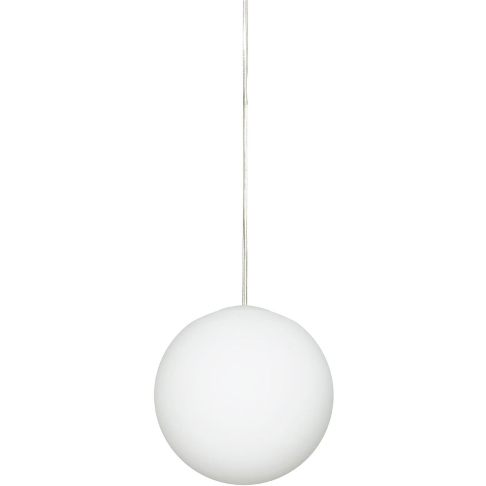 Design House Stockholm Luna Lampa Liten Vit