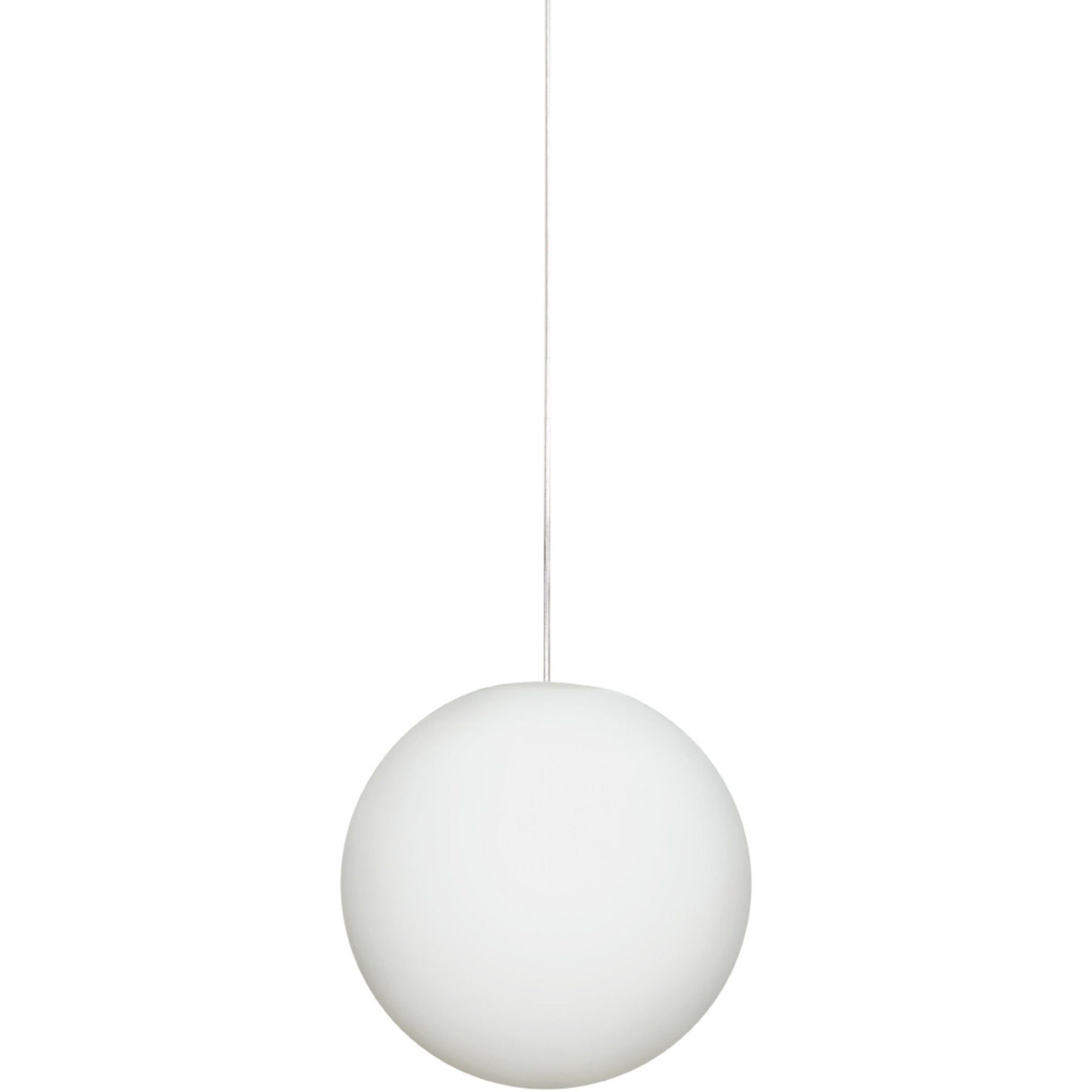 Design House Stockholm Luna Lampa Medium Vit