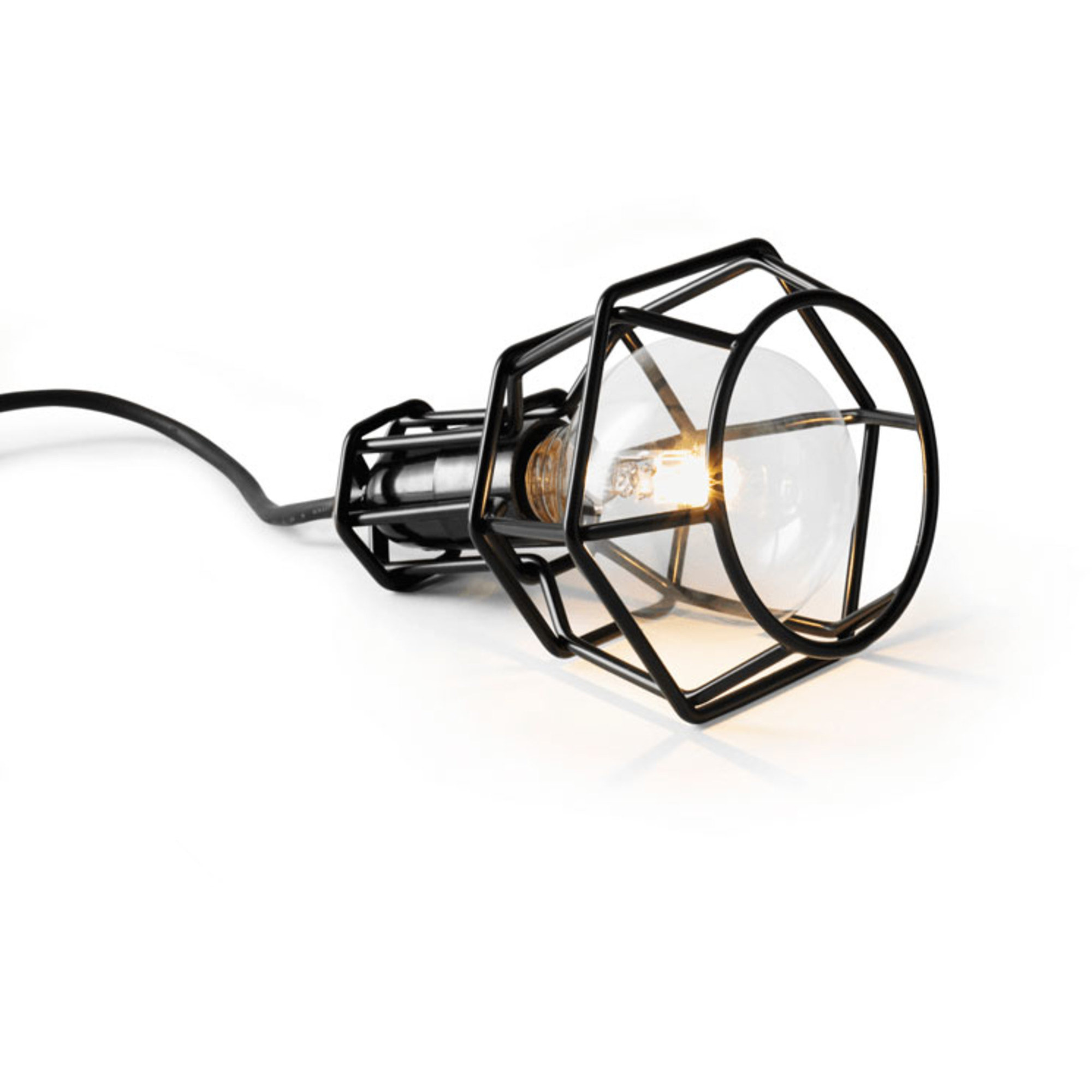 Design House Stockholm Work Lamp Svart Limited Edition