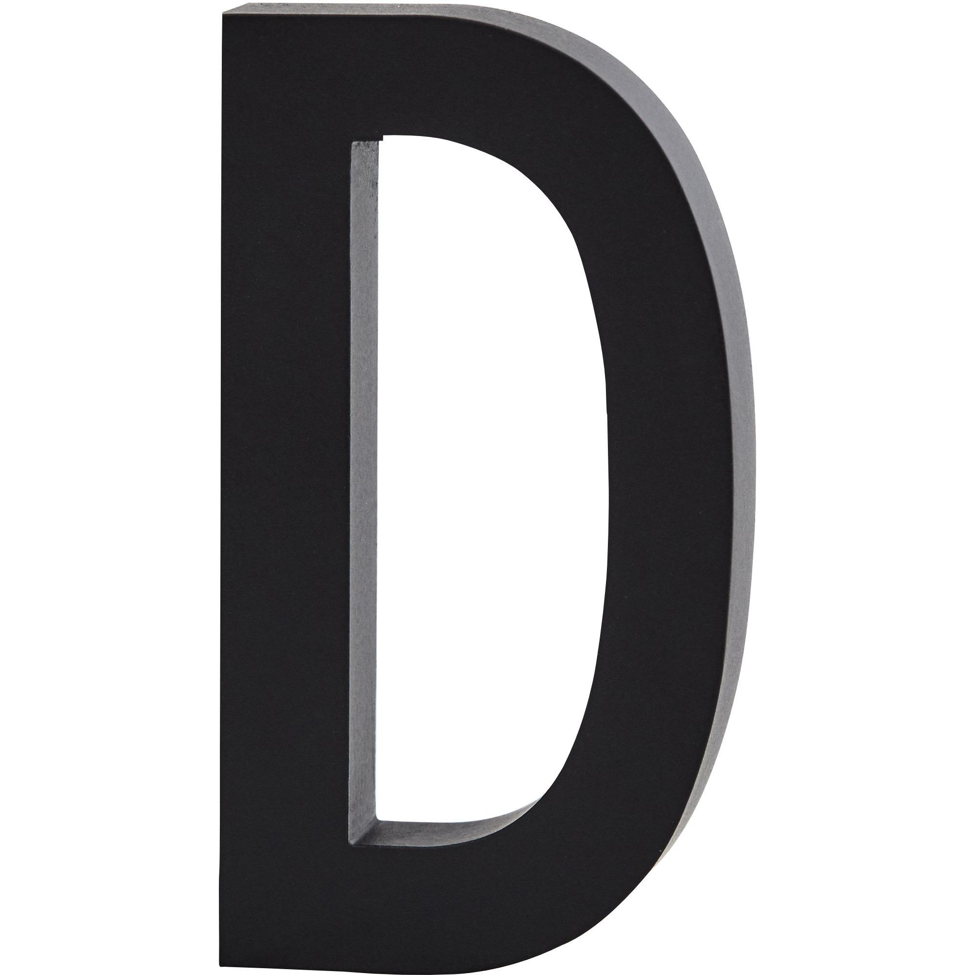 Design Letters Bokstav Grå i Aluminium 50 mm D