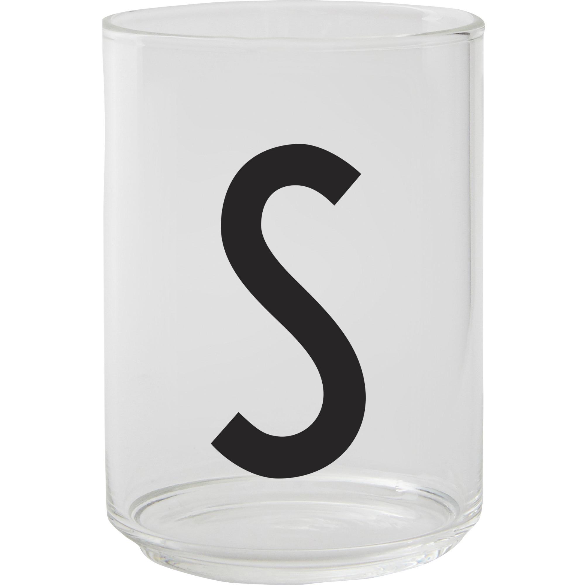 Design Letters Dricksglas S