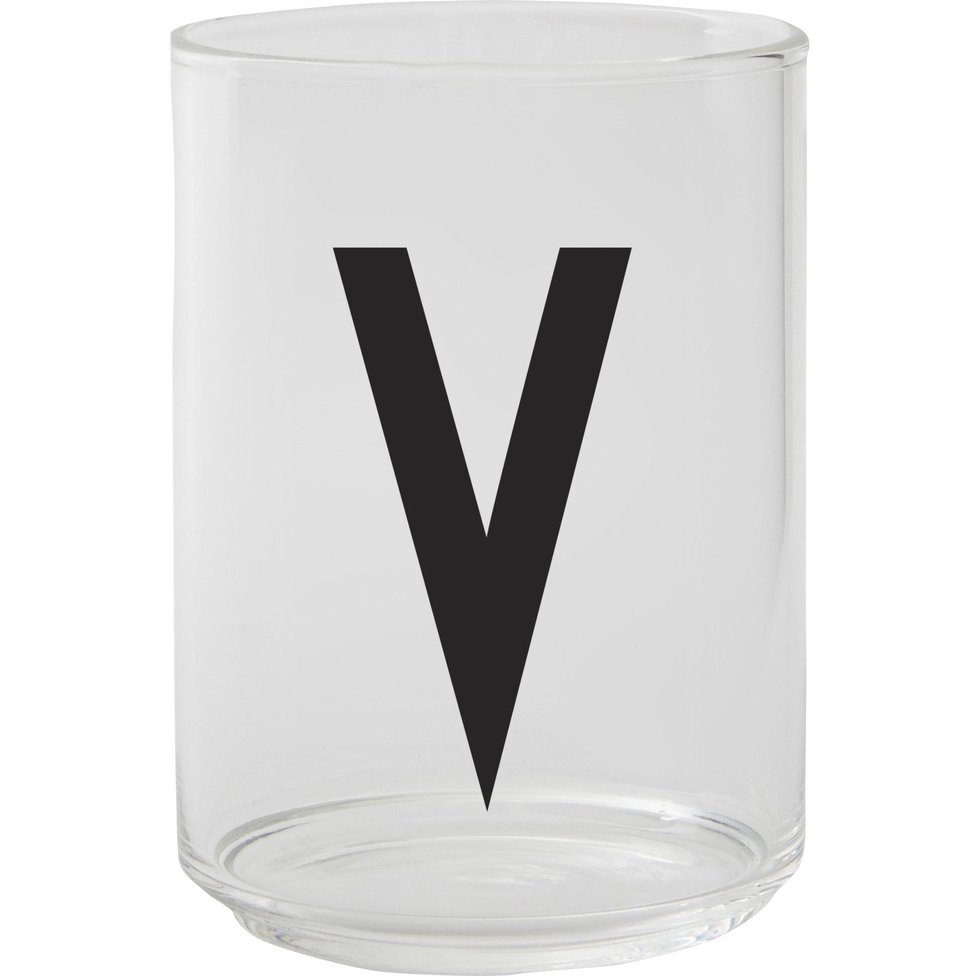 Design Letters Dricksglas V