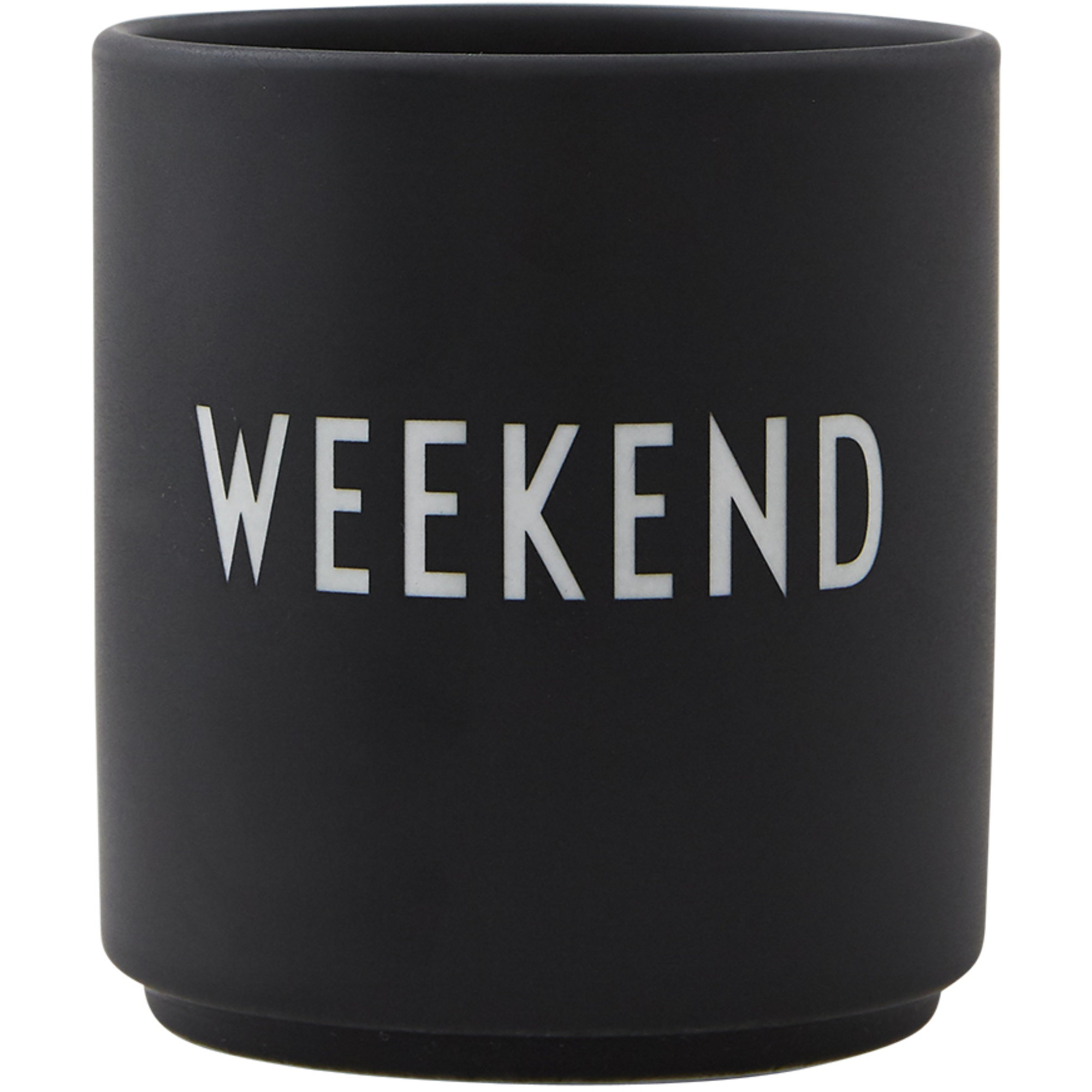 Design Letters Favarite Cup Weekend