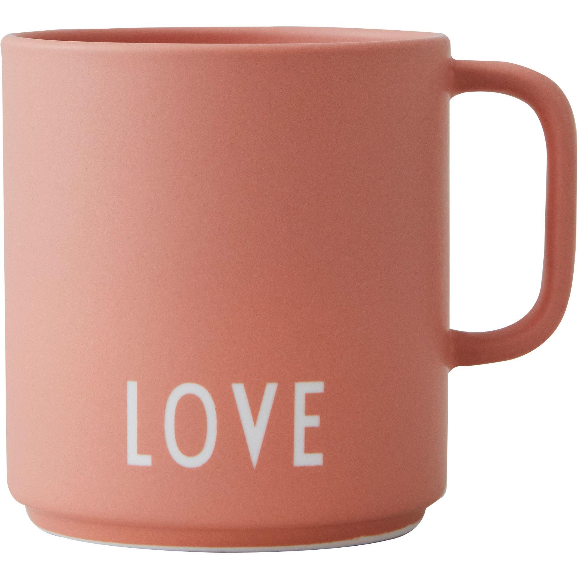 Design Letters Favourite kopp Love Nude
