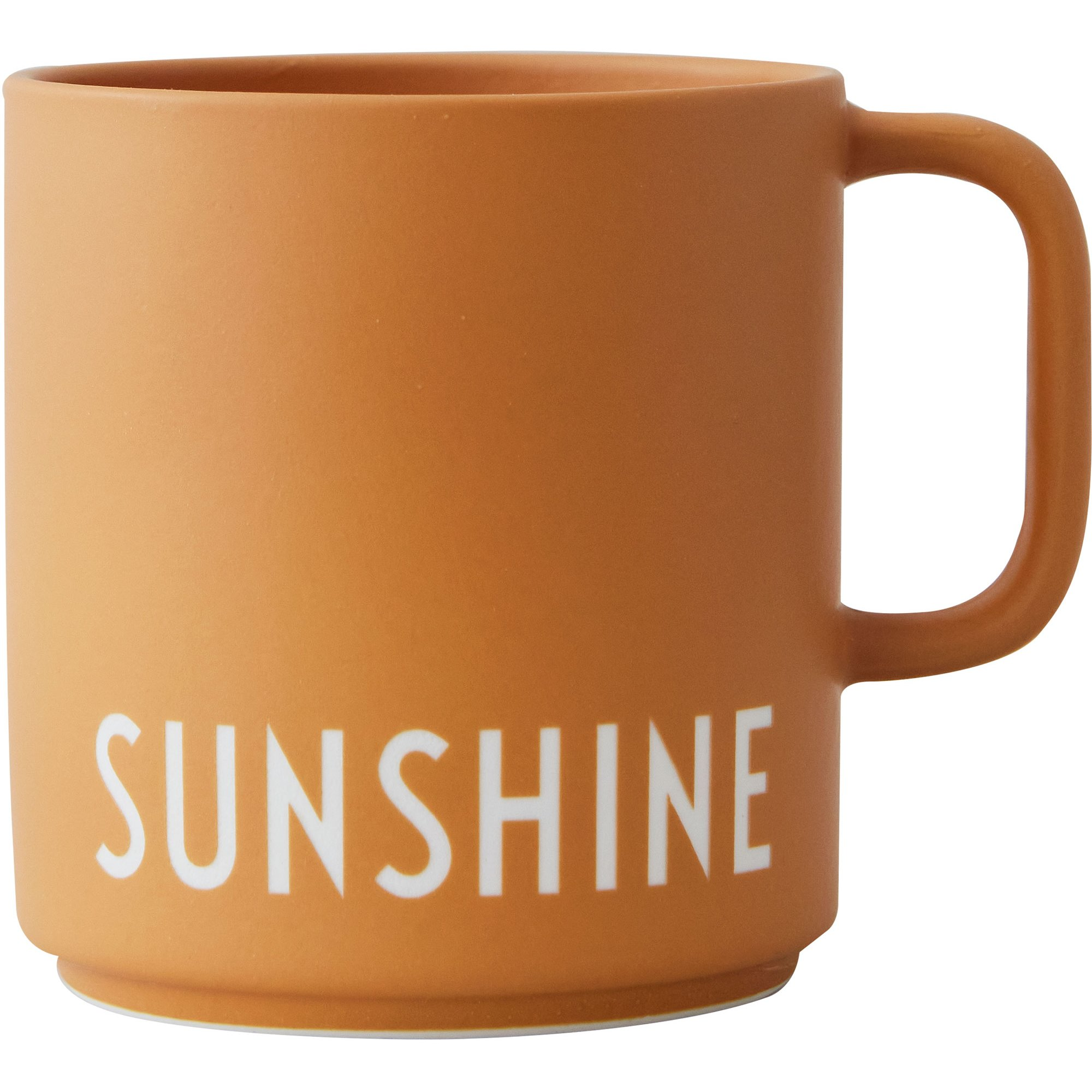 Design Letters Favourite kopp Sunshine