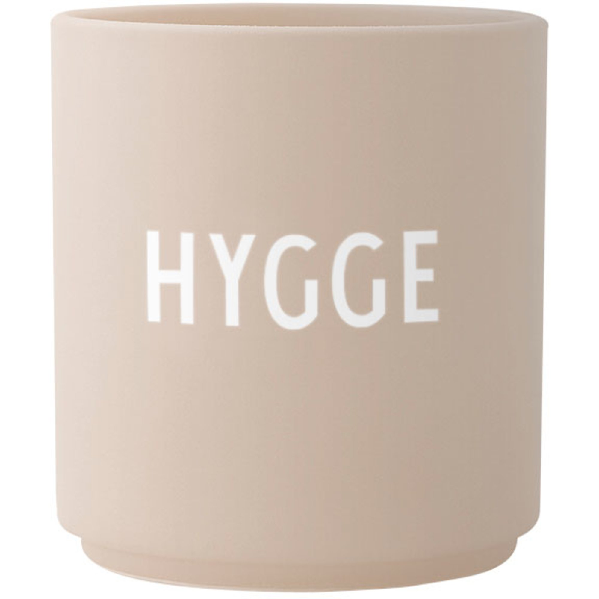 Design Letters Favourite kopp utan höra Hygge
