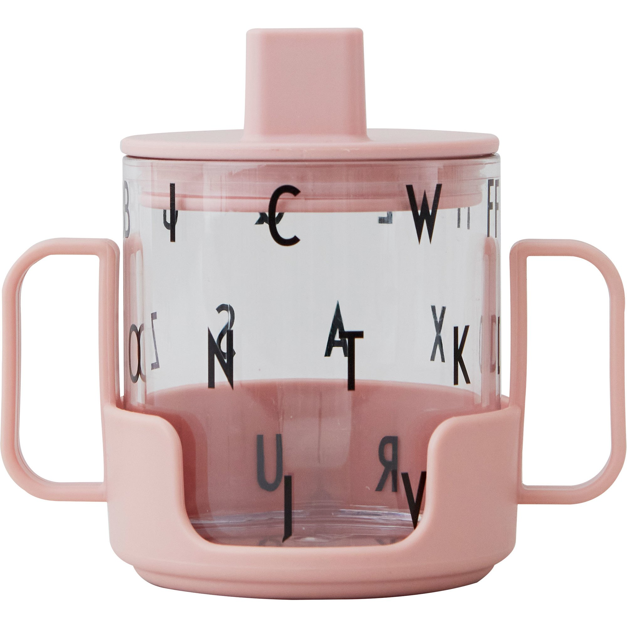 Design Letters Grow with Your Cup tritan nude