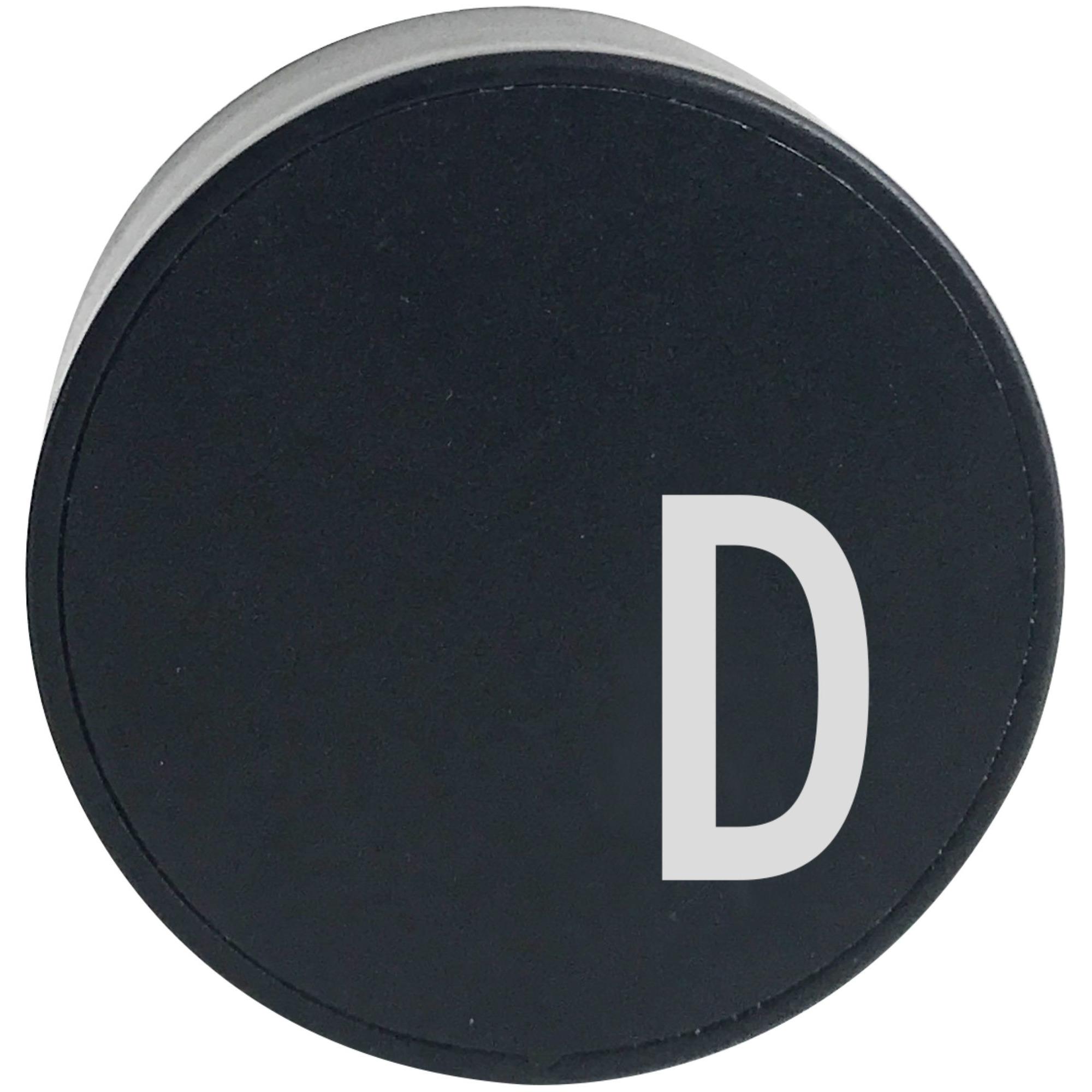 Design Letters Laddare Svart D