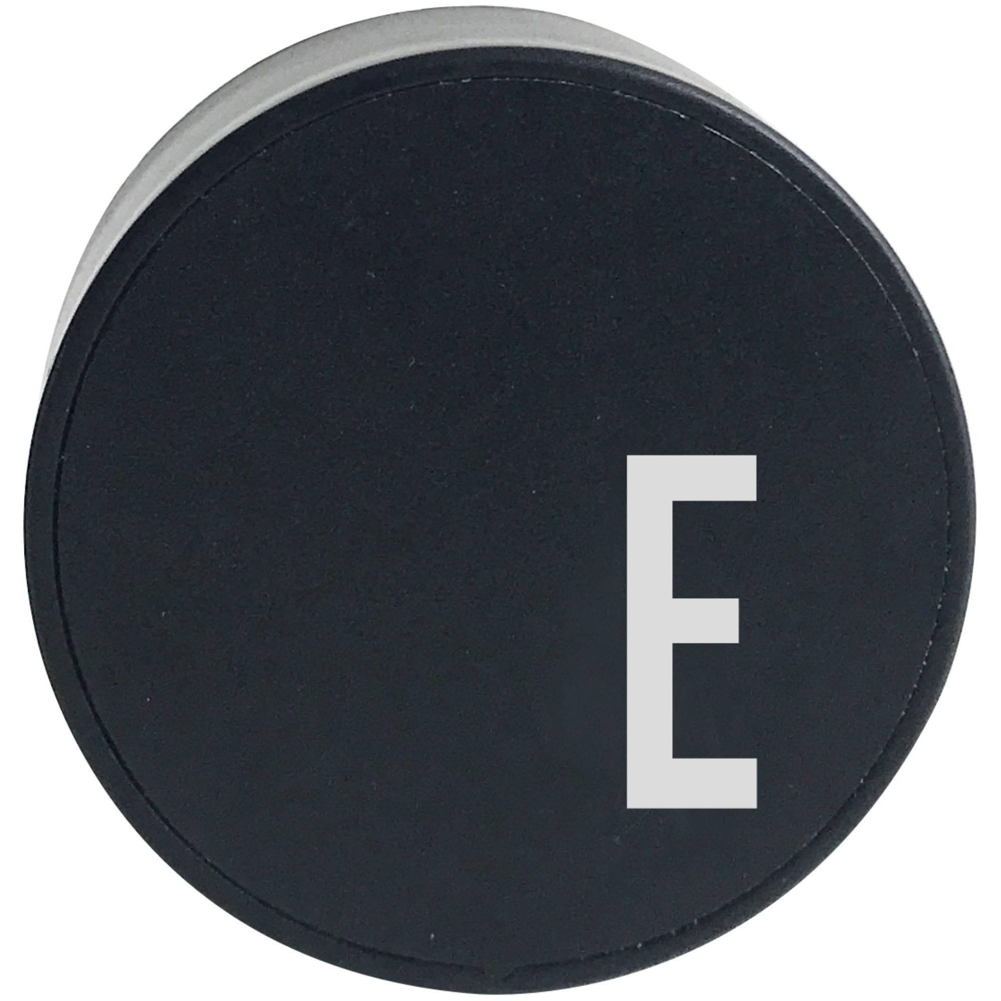 Design Letters Laddare Svart E