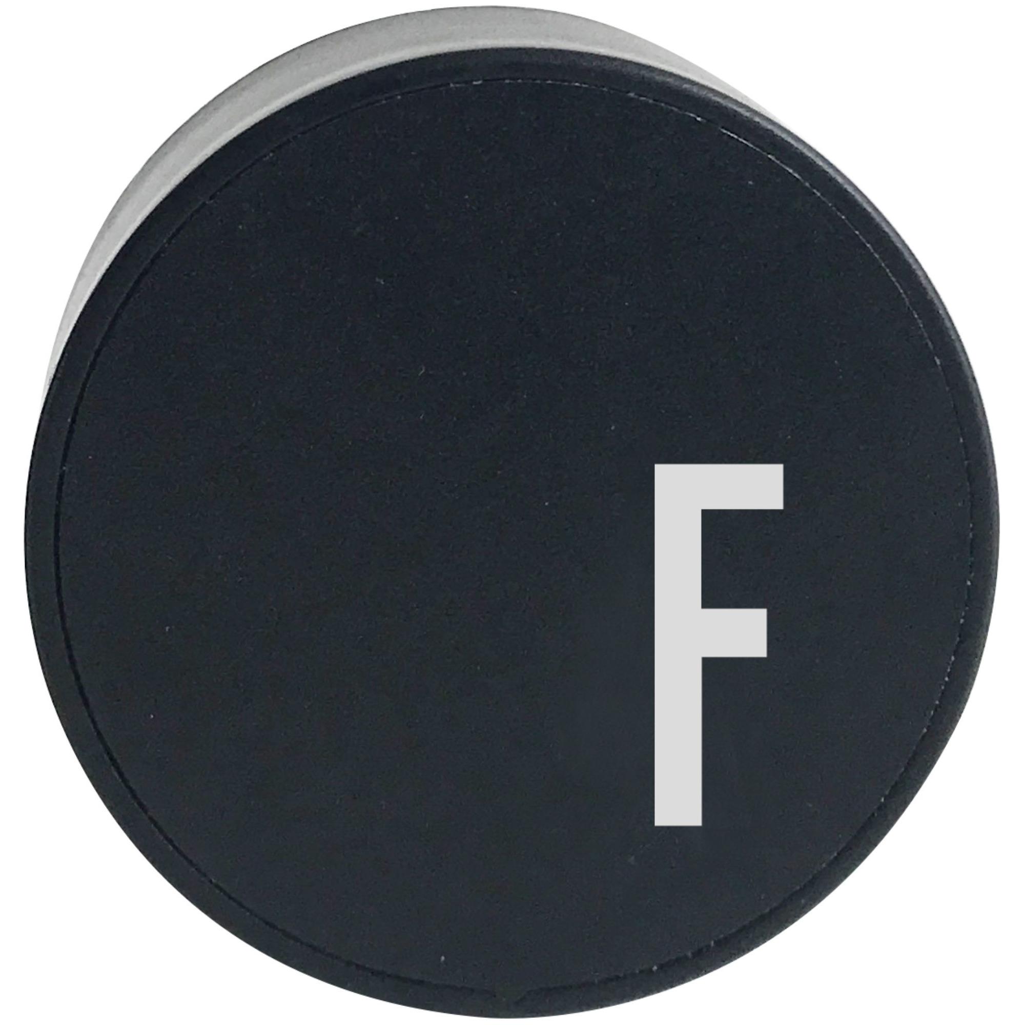 Design Letters Laddare Svart F