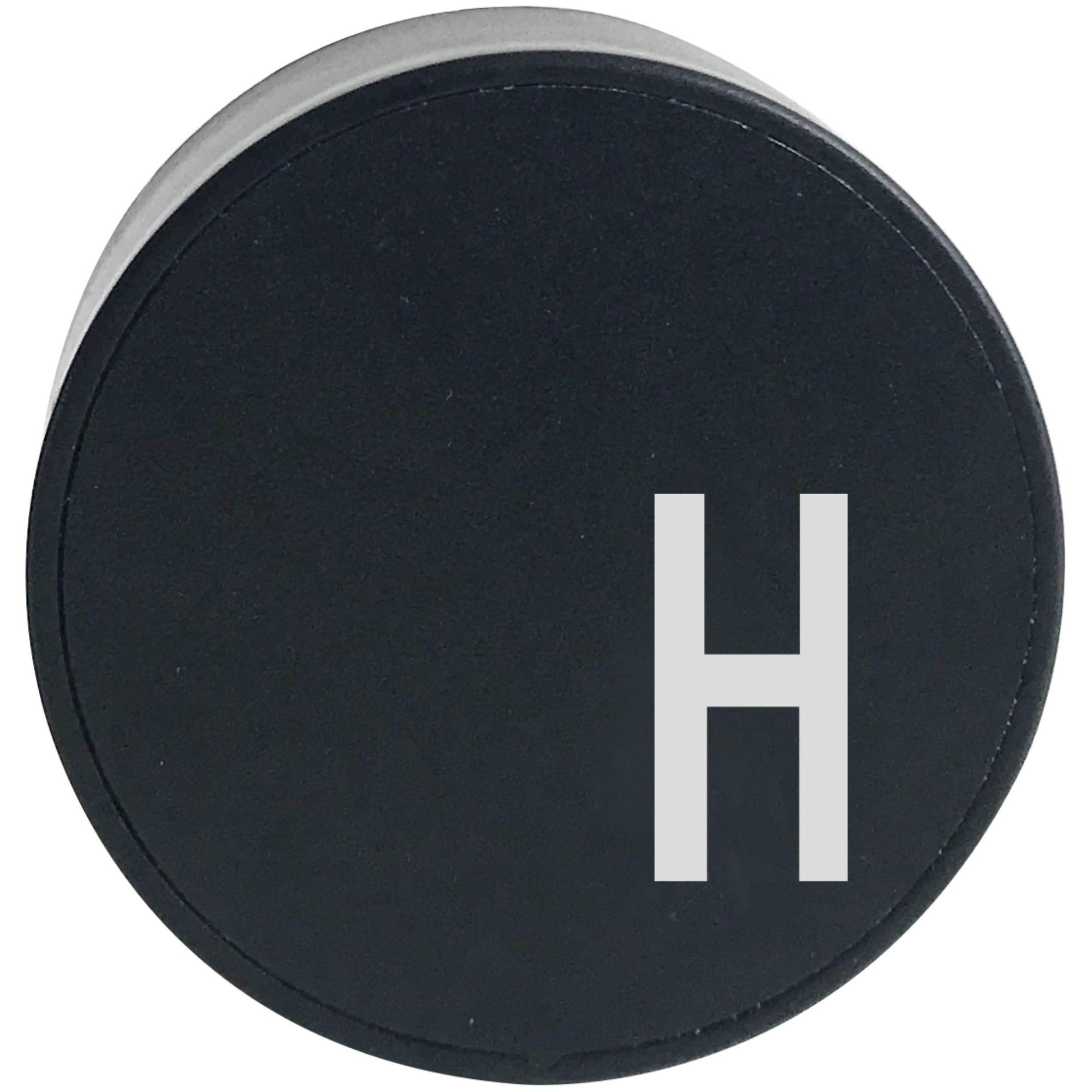 Design Letters Laddare Svart H