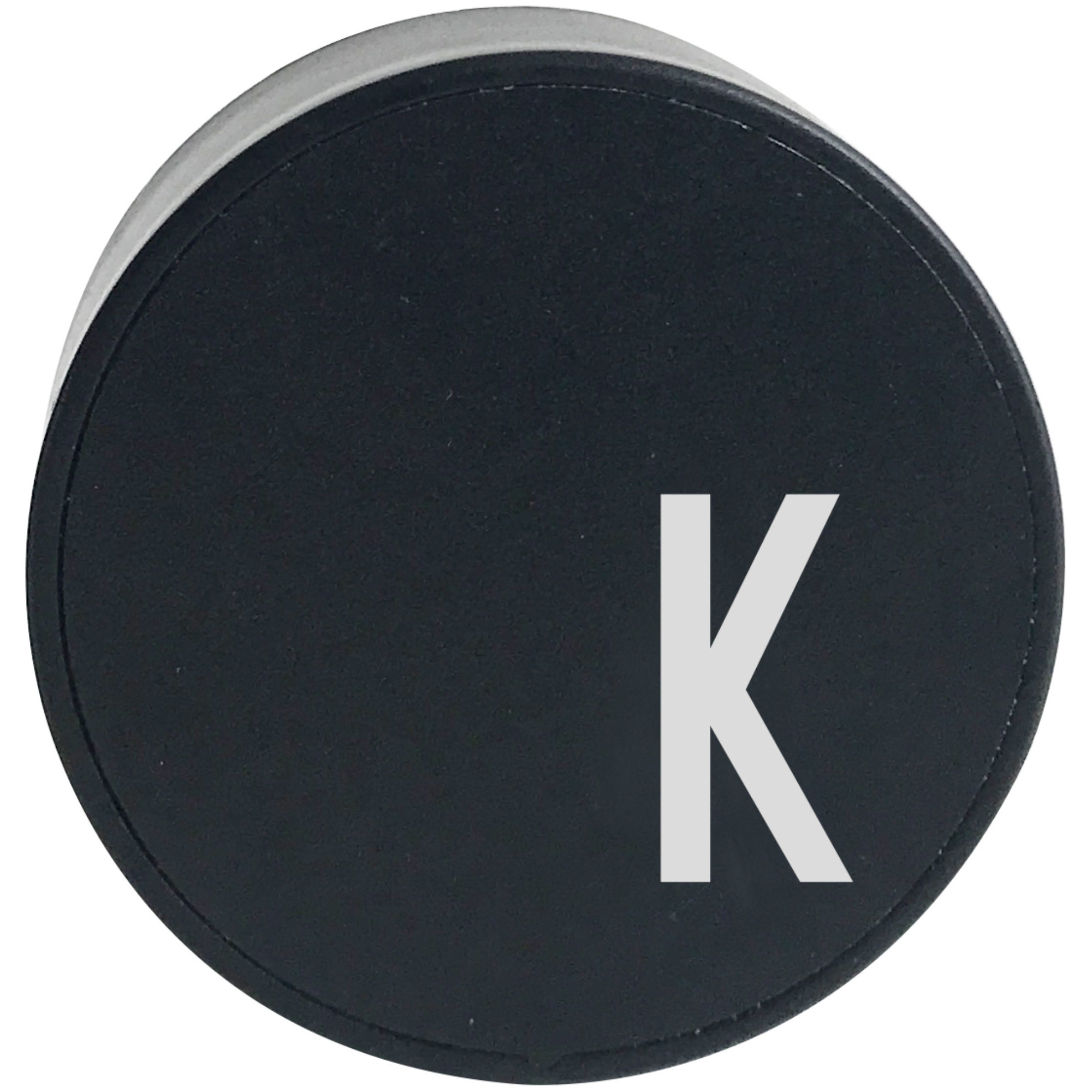 Design Letters Laddare Svart K