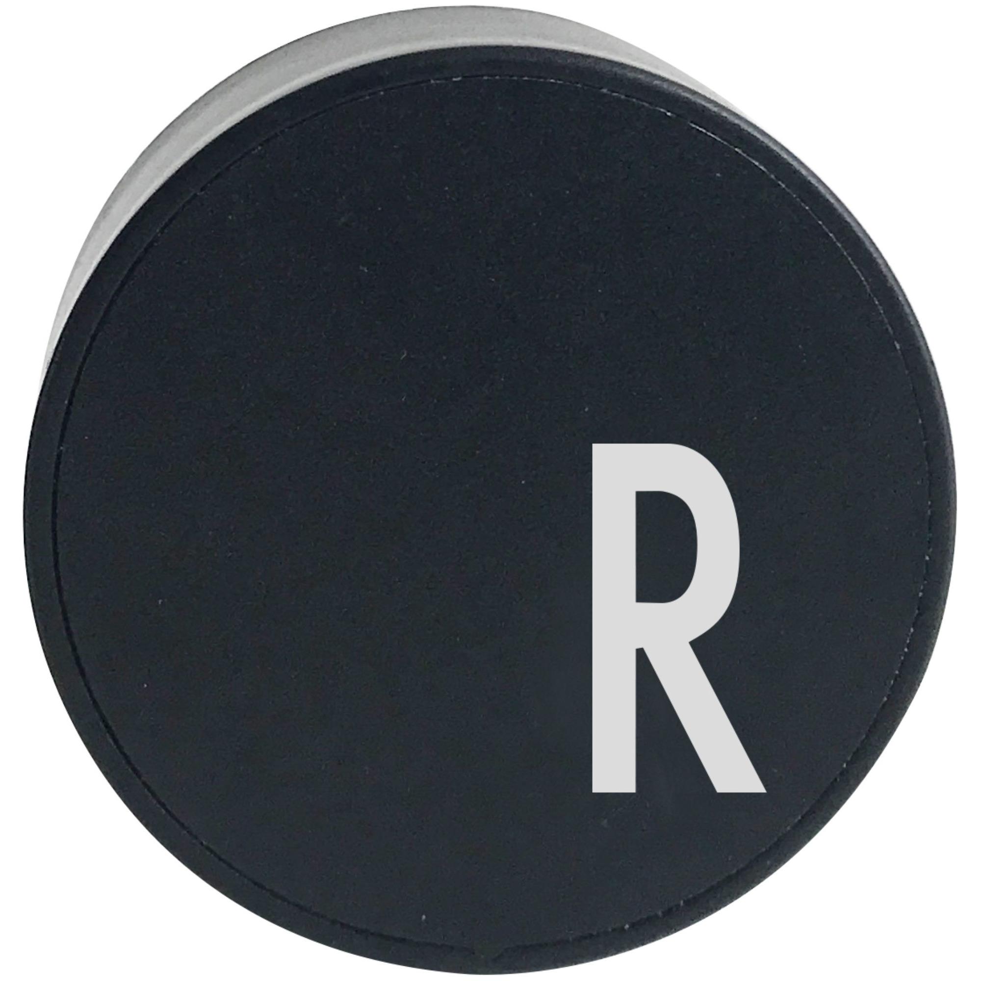 Design Letters Laddare Svart R