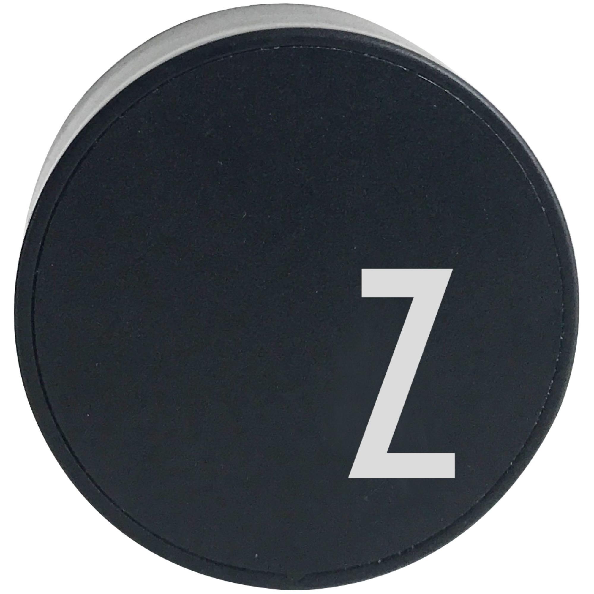 Design Letters Laddare Svart Z