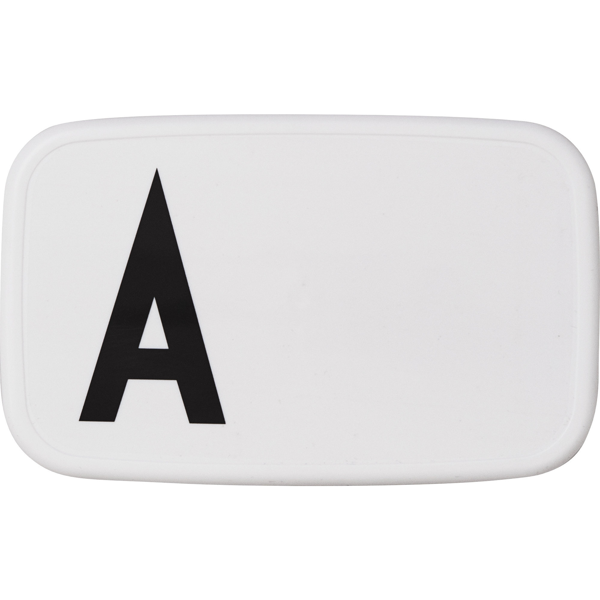 Design Letters Lunchlåda A