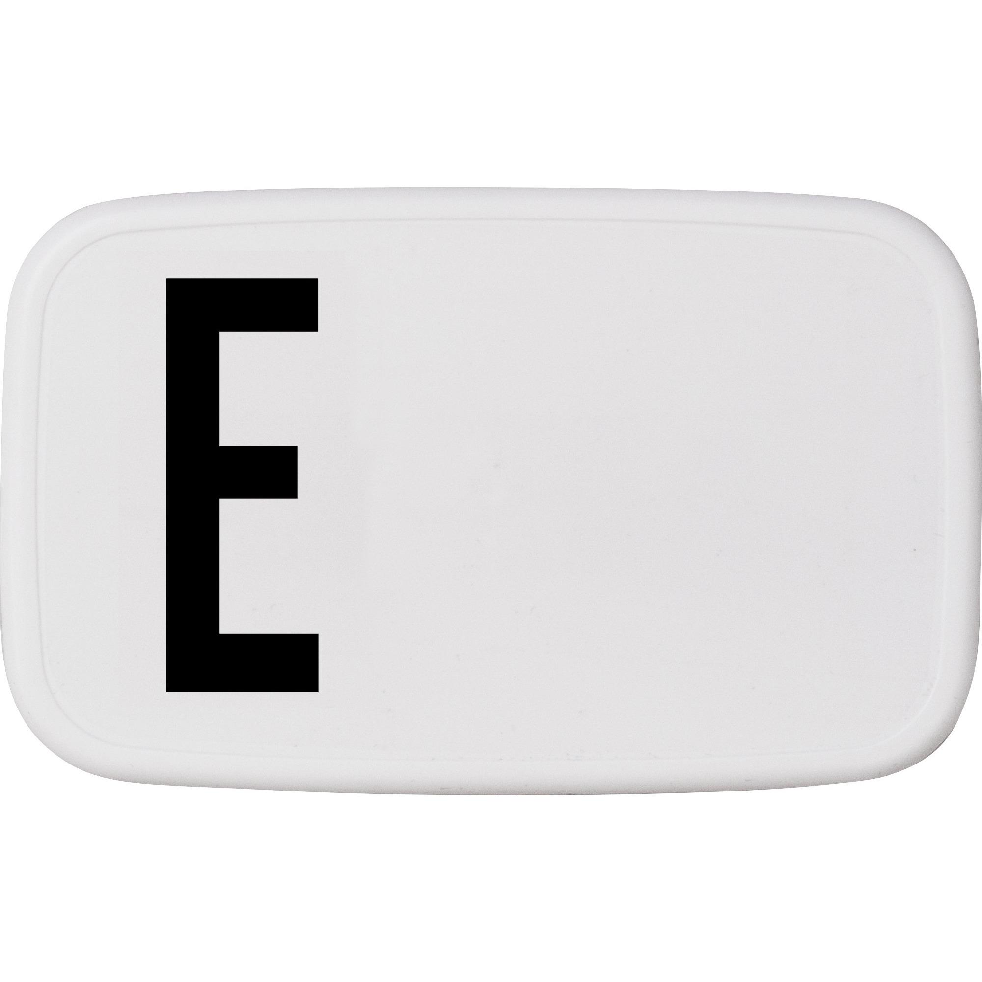 Design Letters Lunchlåda E