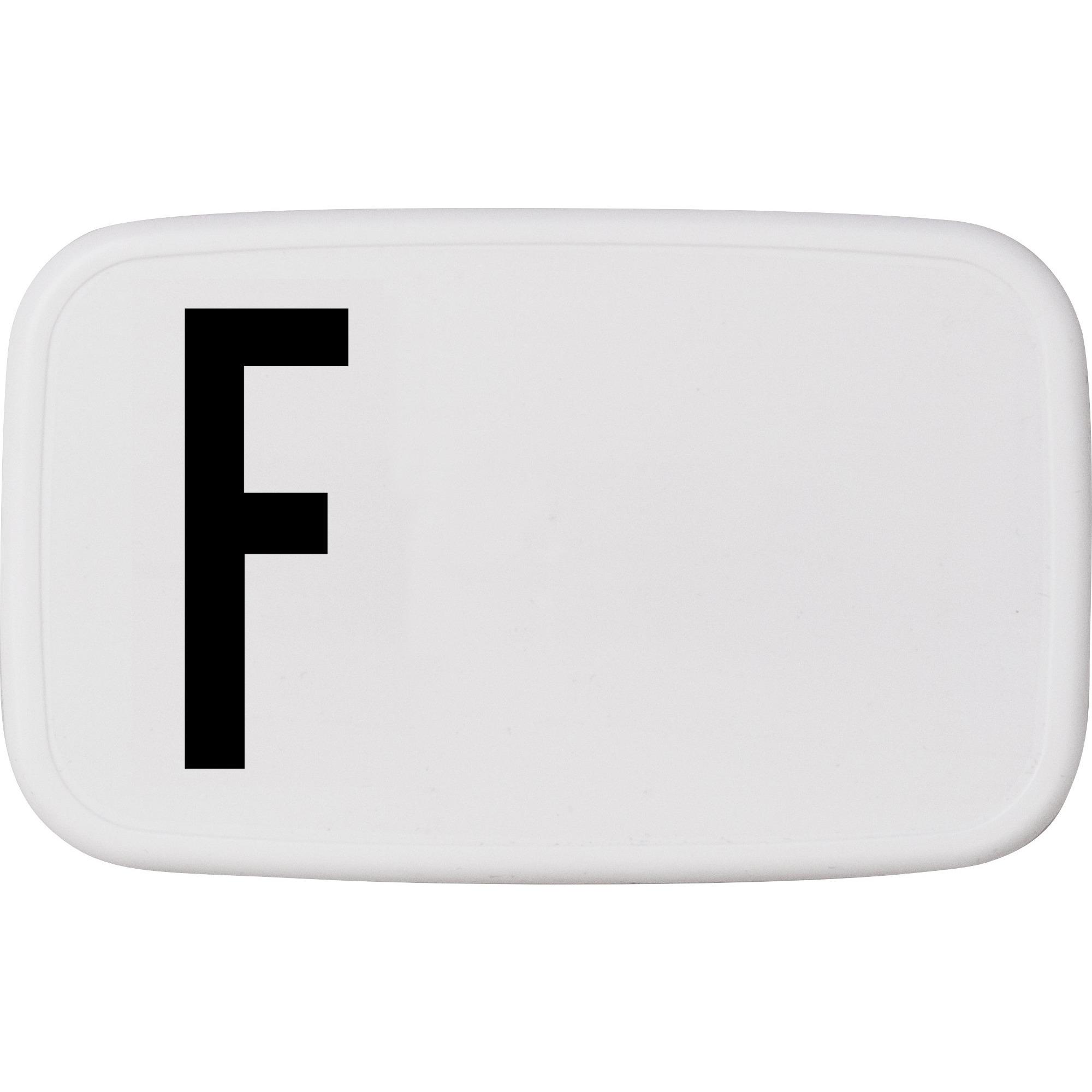 Design Letters Lunchlåda F