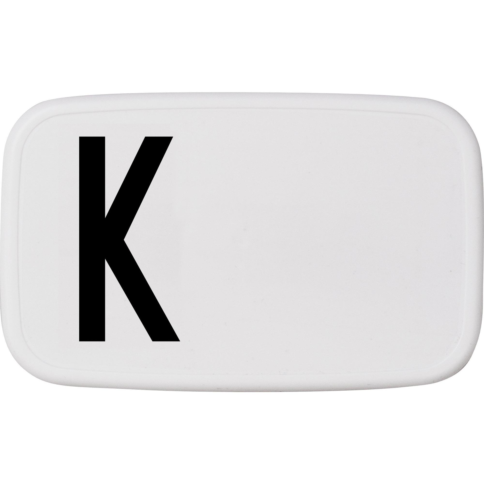 Design Letters Lunchlåda K