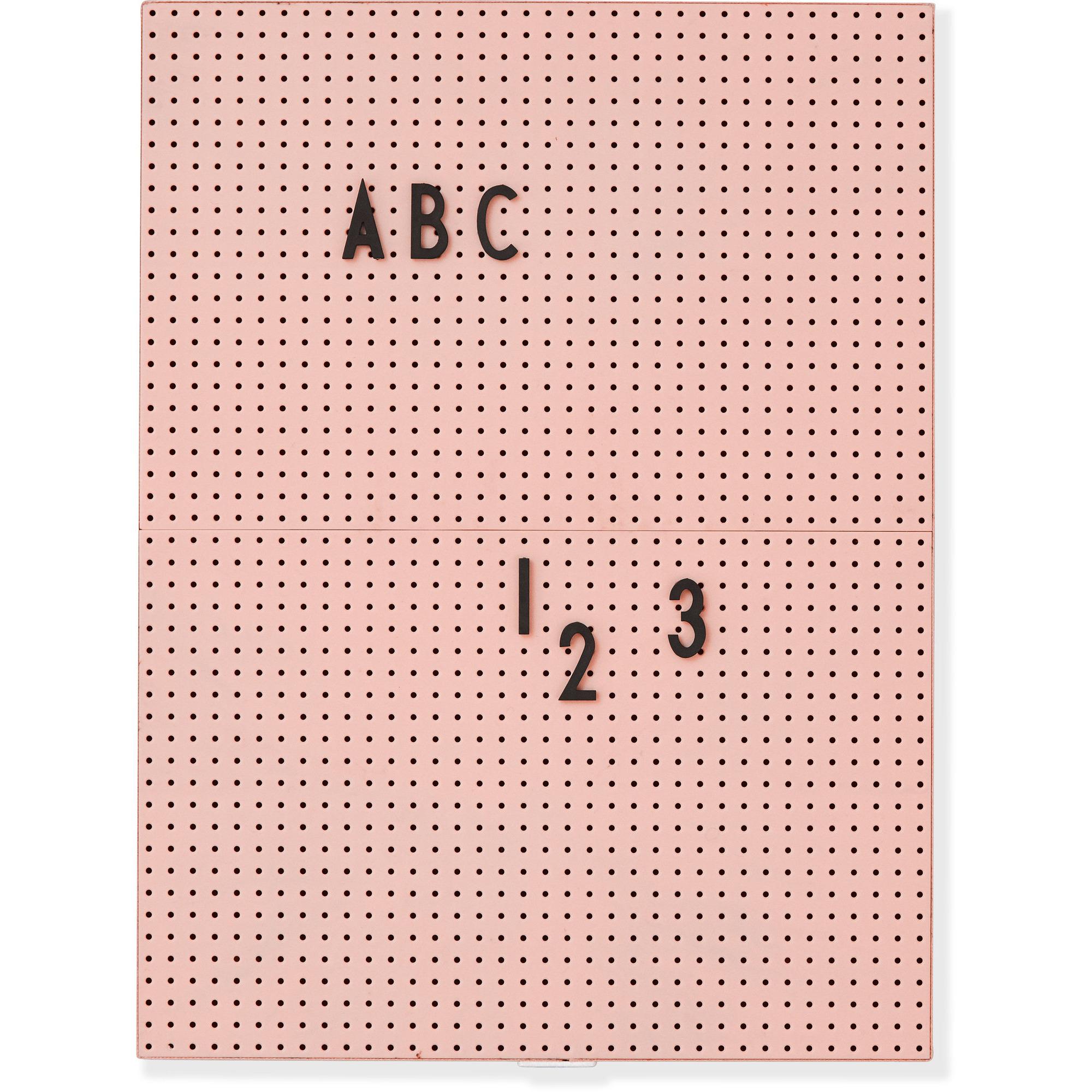 Design Letters Message board A4 Nude
