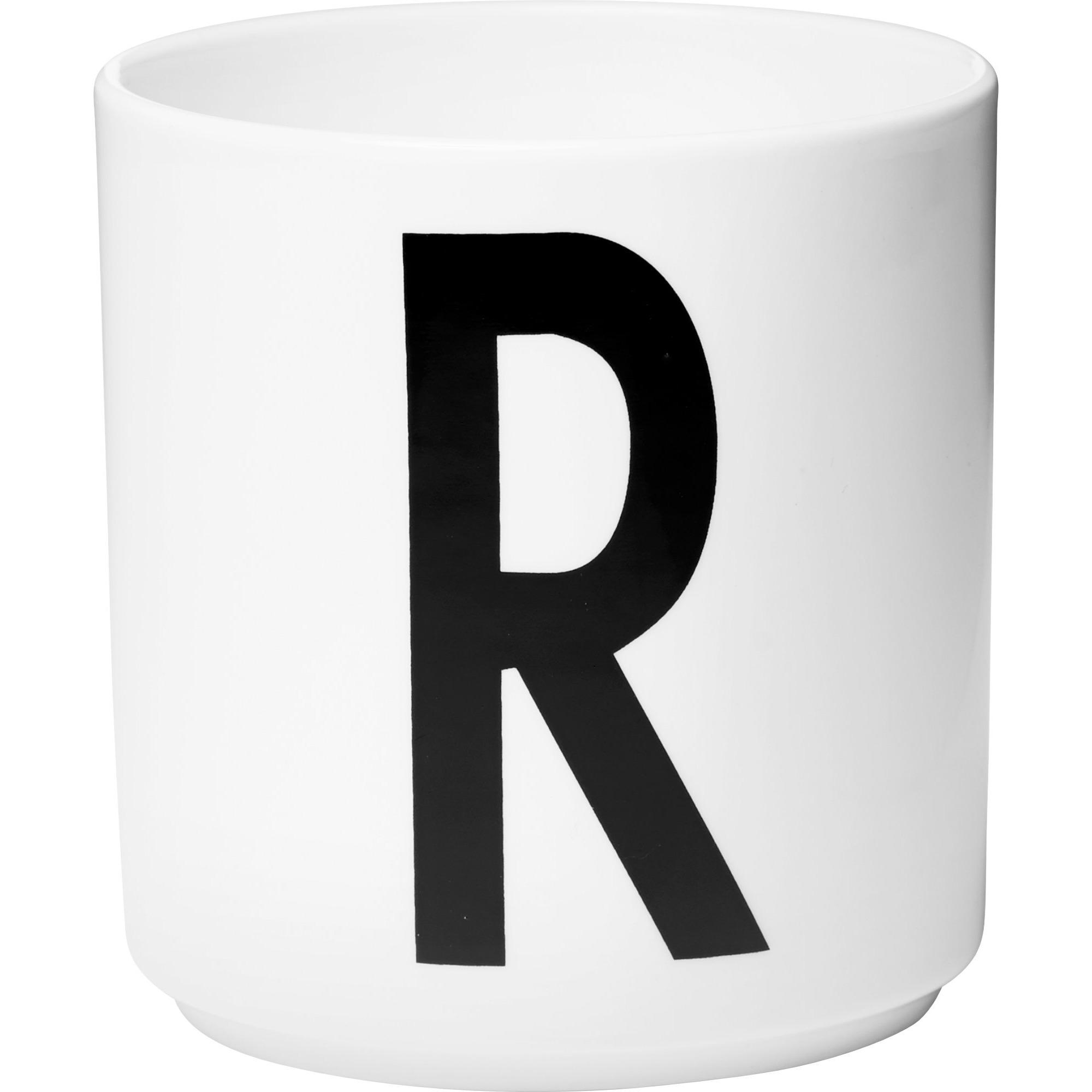 Design Letters Porslinsmugg Vit R